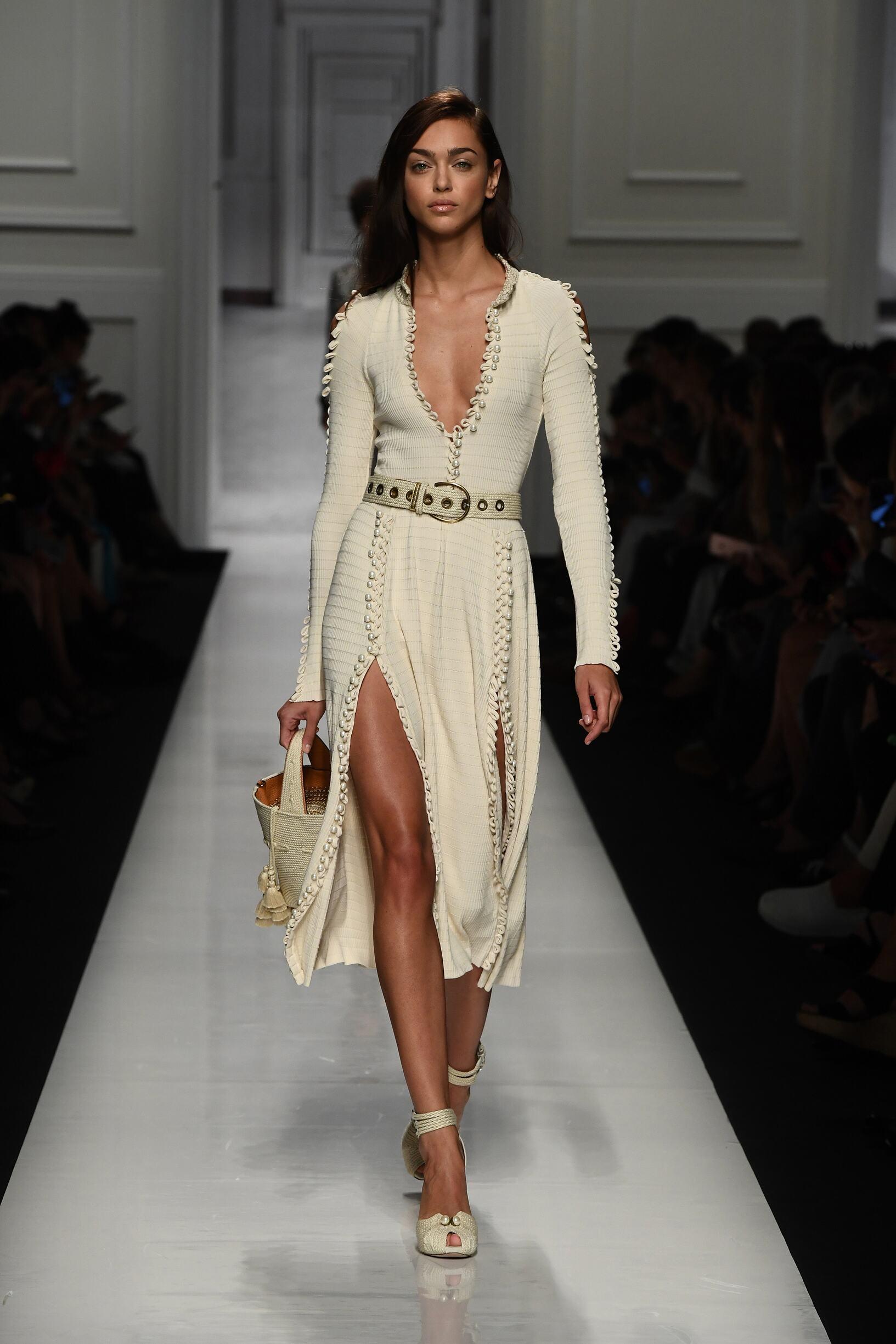 2017 Woman Style Ermanno Scervino
