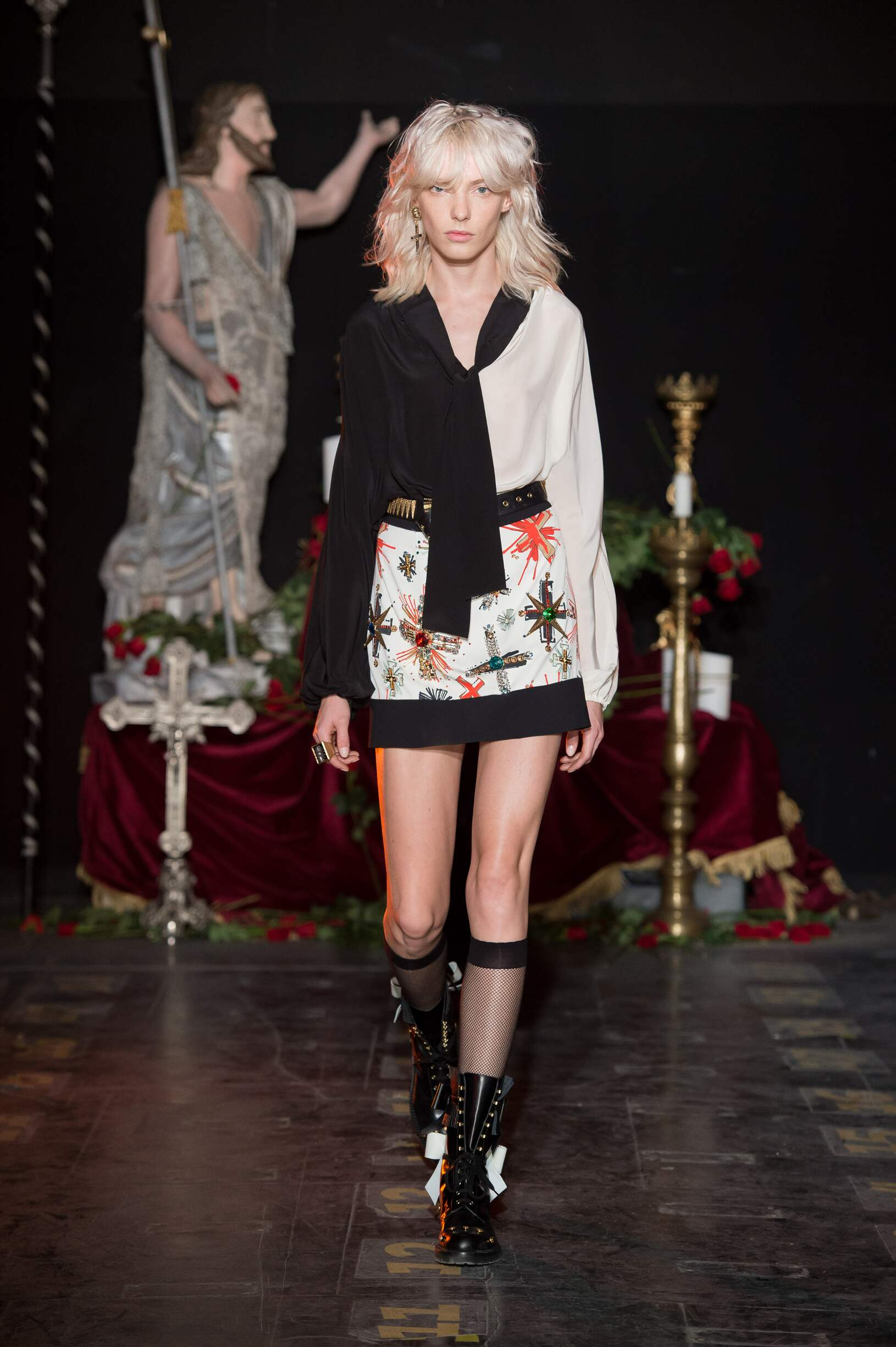 2017 Woman Style Fausto Puglisi