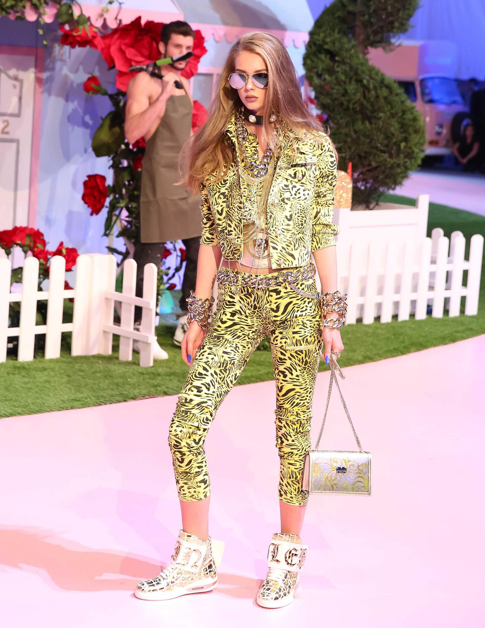 2017 Woman Style Philipp Plein