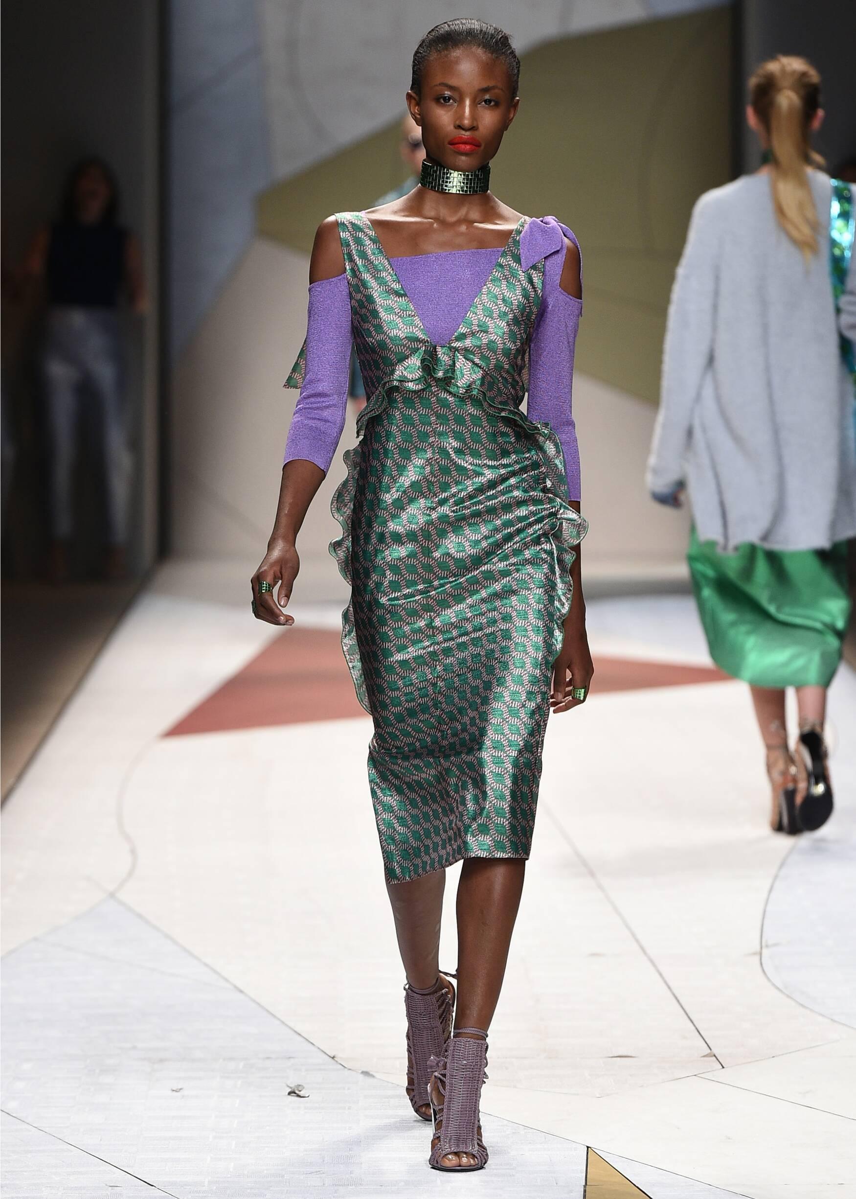 2017 Woman Style Trussardi