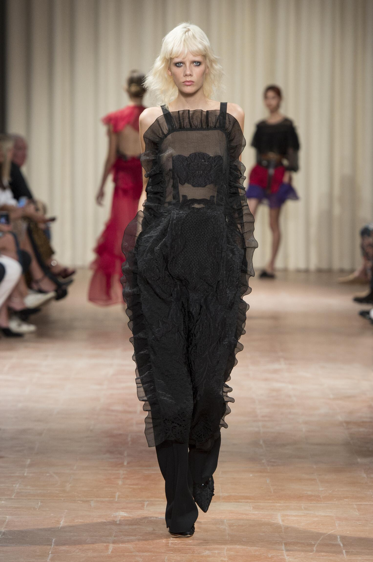 Alberta Ferretti Milan Fashion Week Womenswear
