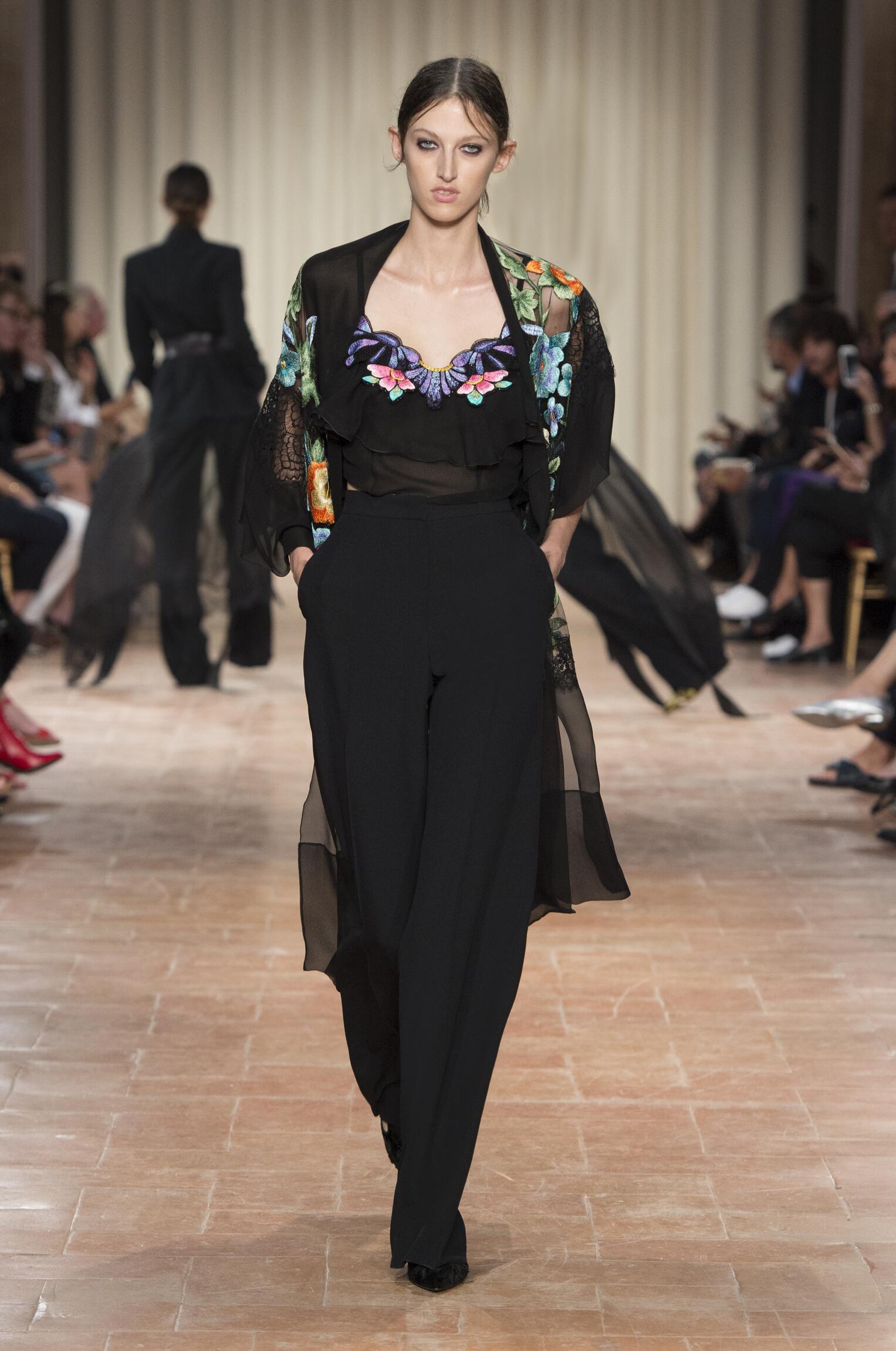 Alberta Ferretti Spring Summer 2017 Womens Collection Milan Fashion Week