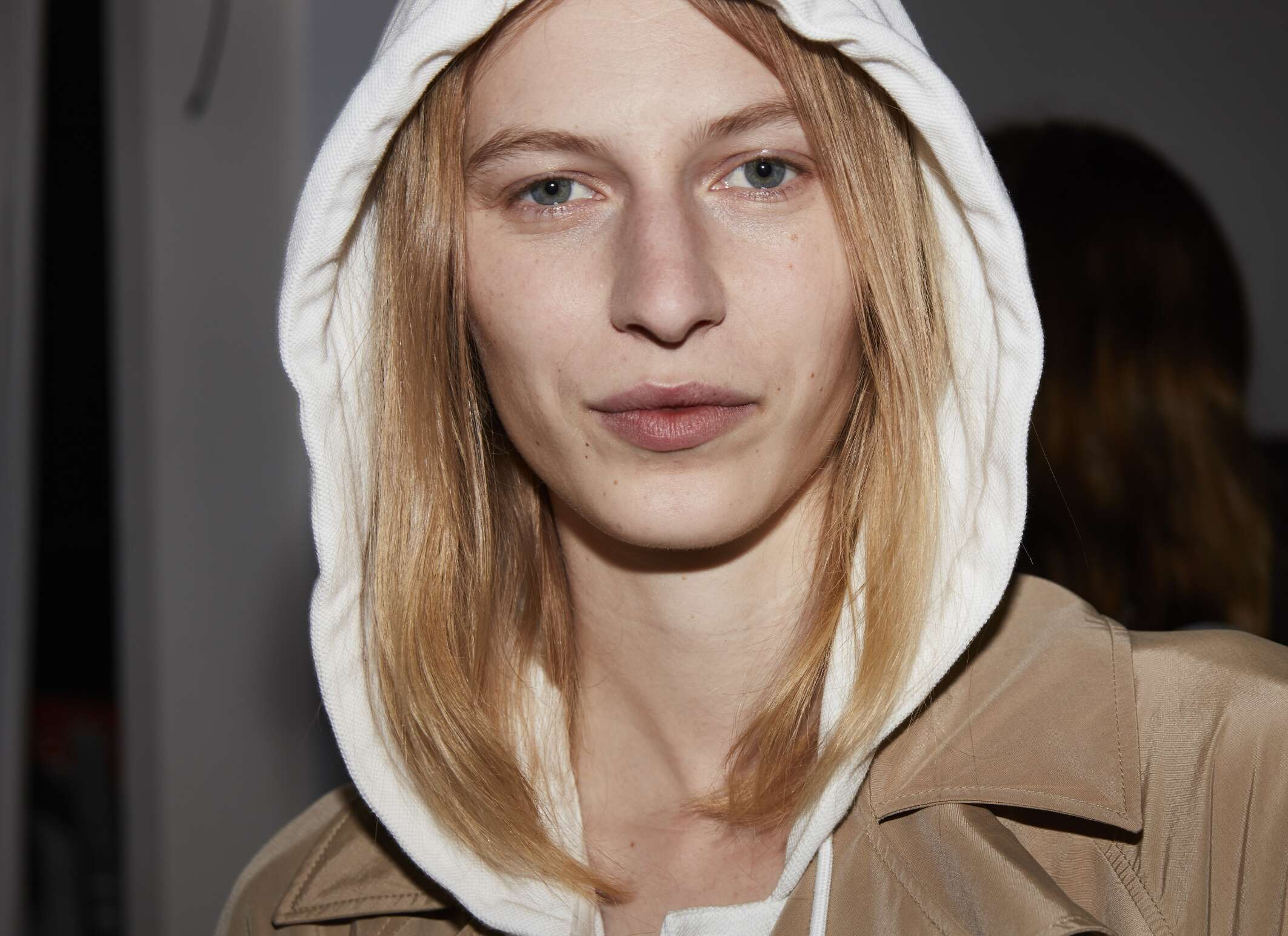 Backstage Lacoste Fashion Show Model New York
