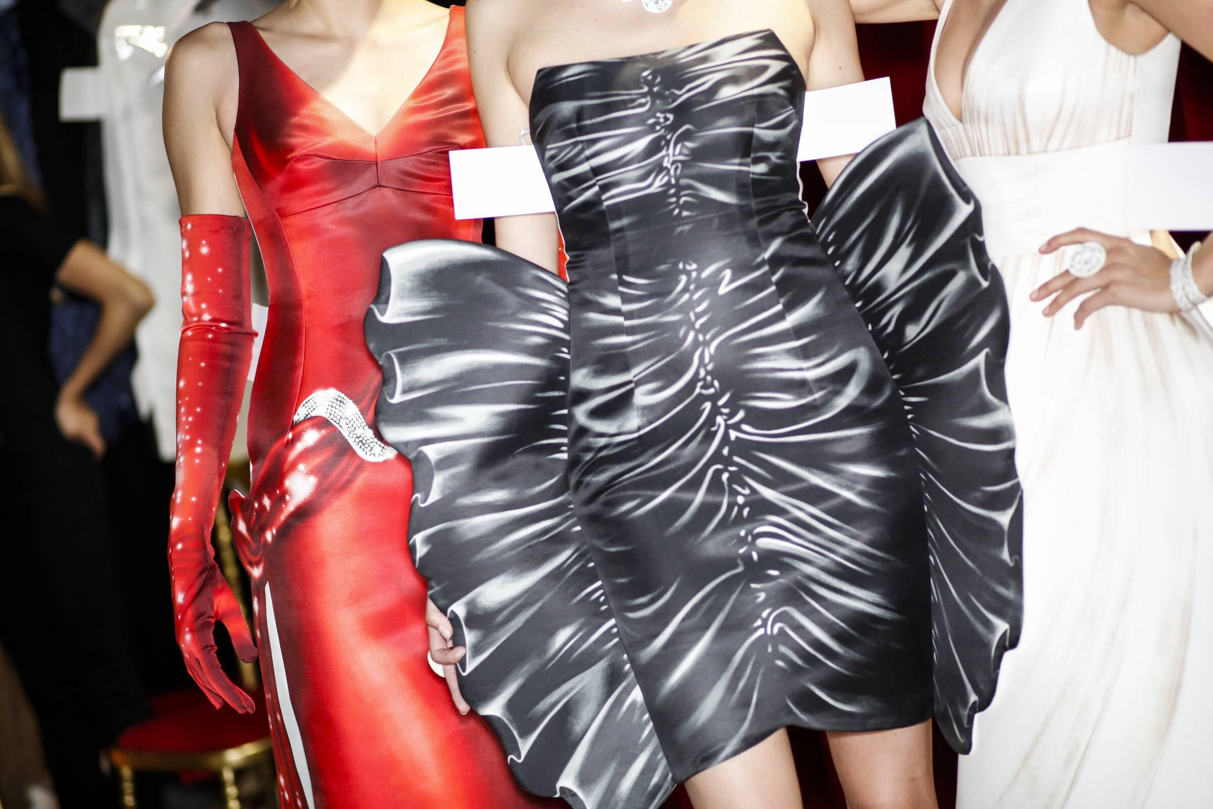 Backstage Moschino Dress