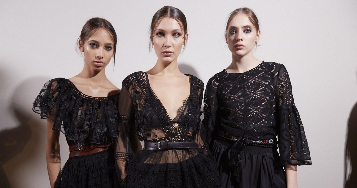 Backstage Womenwear Alberta Ferretti Model Milan