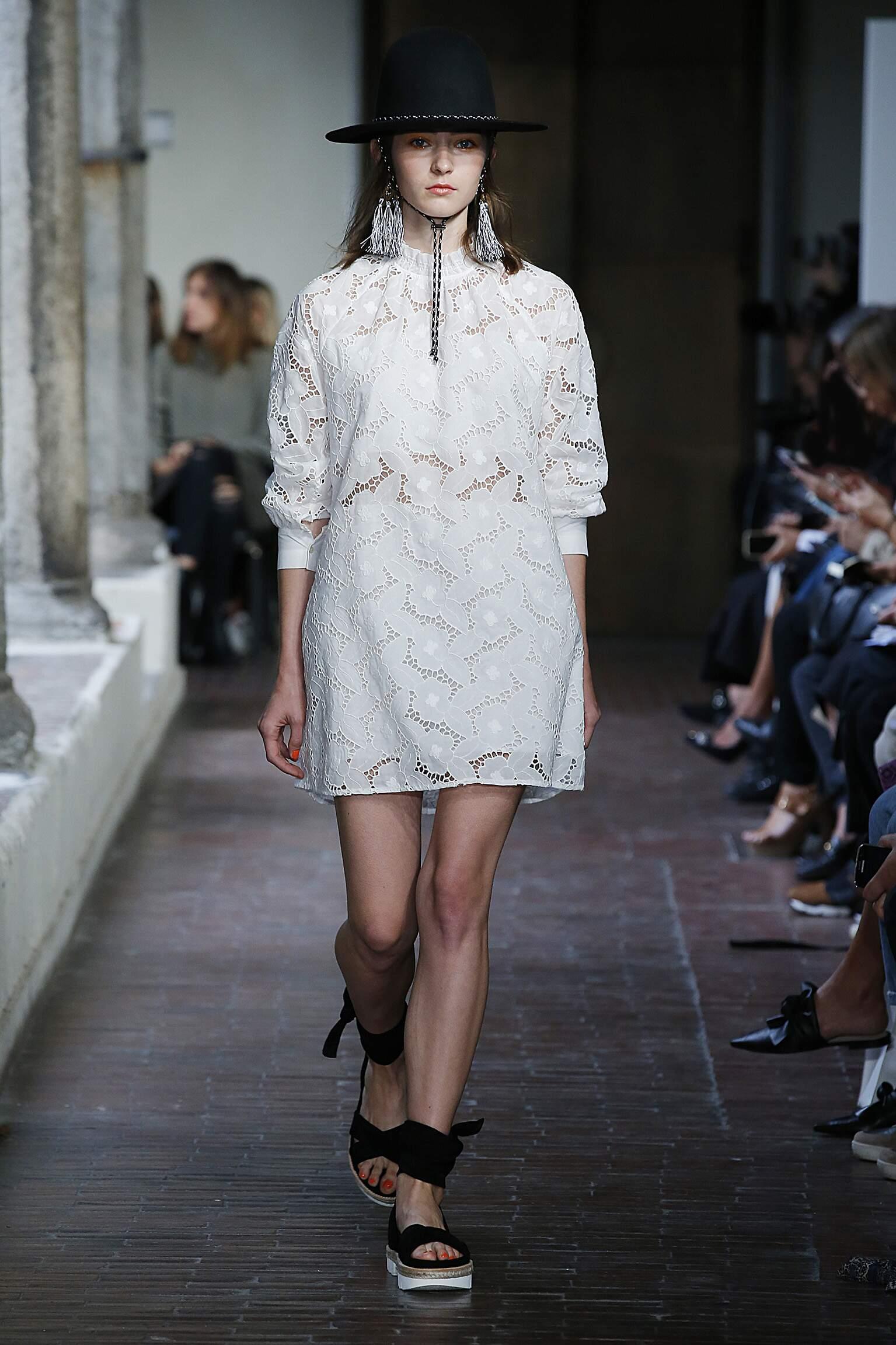 Blugirl Milan Fashion Week Womenswear