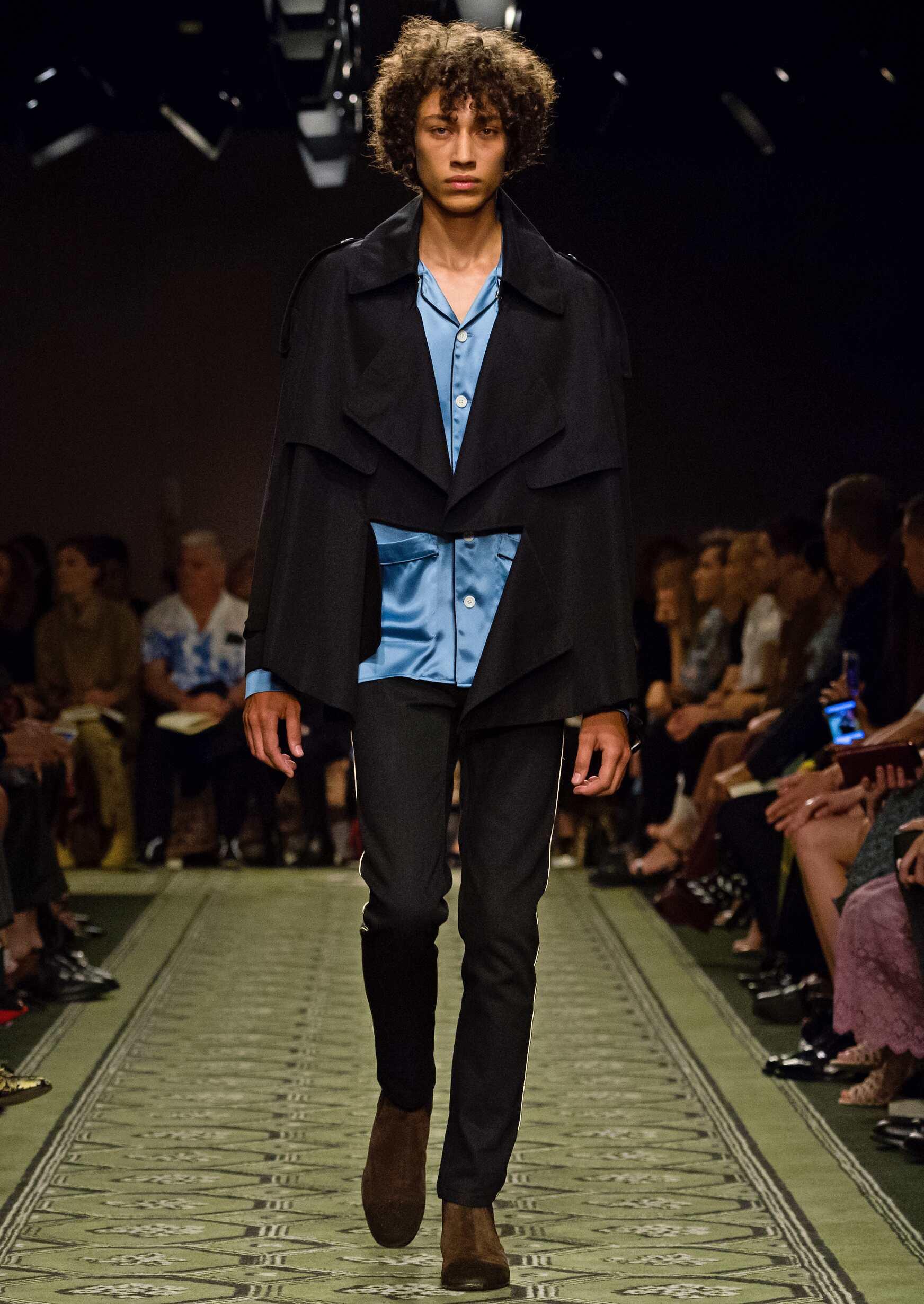 Burberry London Fashion Week Menswear 2016