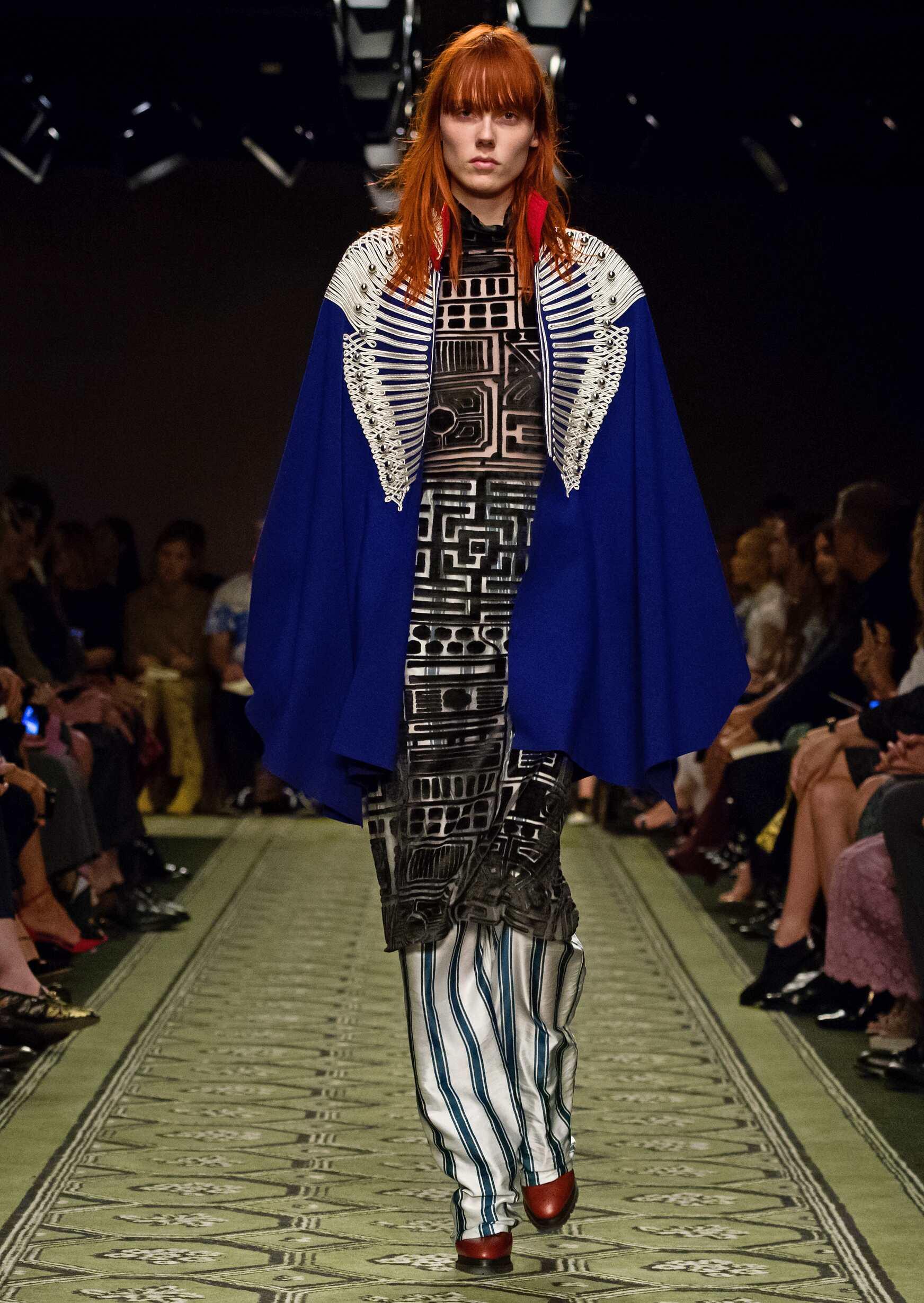 Burberry London Fashion Womenswear