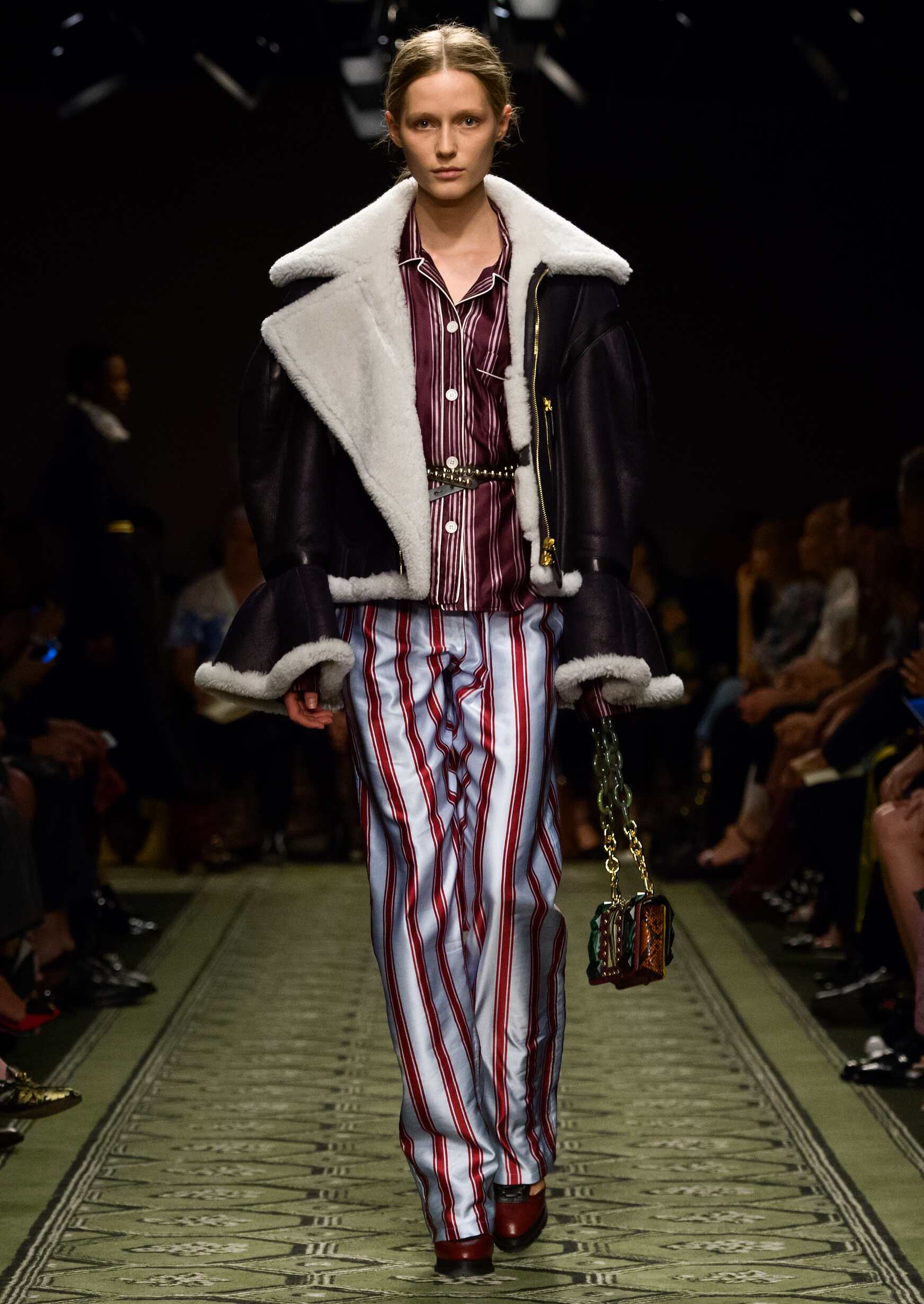 Burberry September Collection London Fashion Week