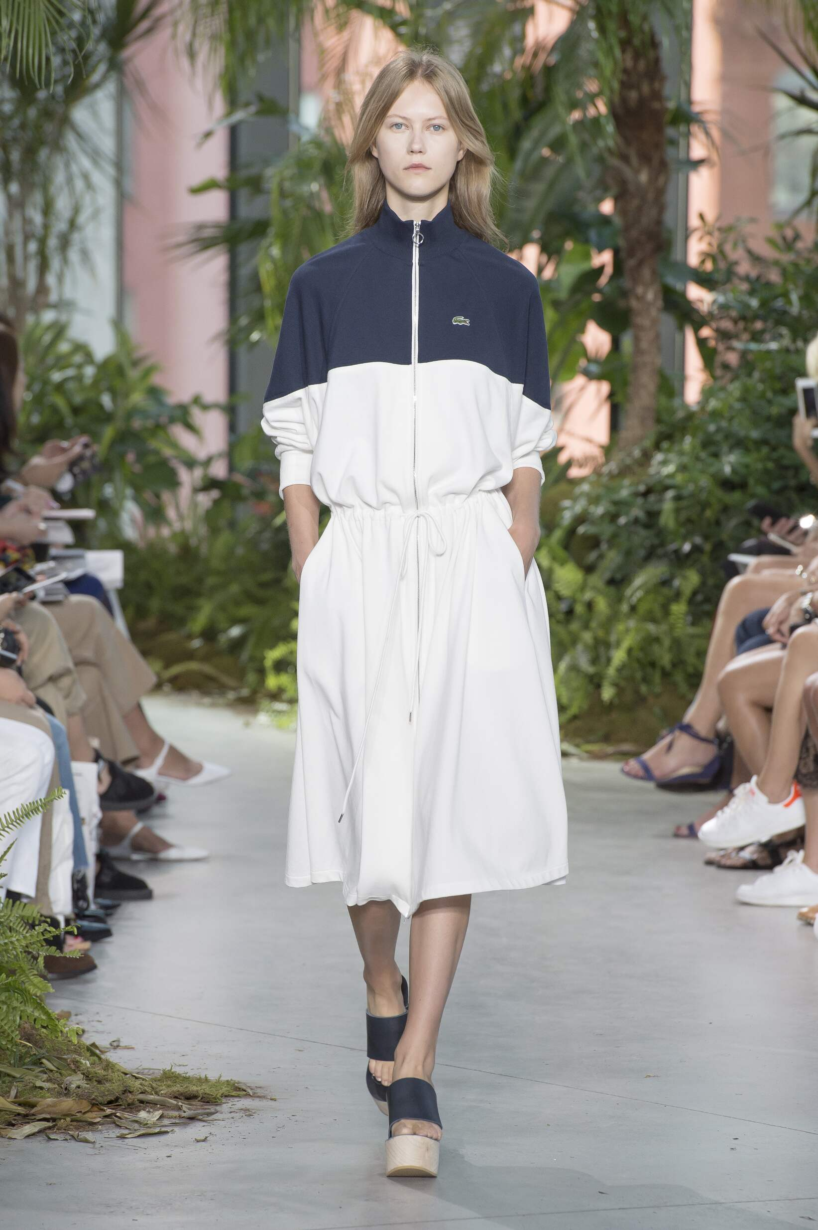 Catwalk Lacoste Summer 2017