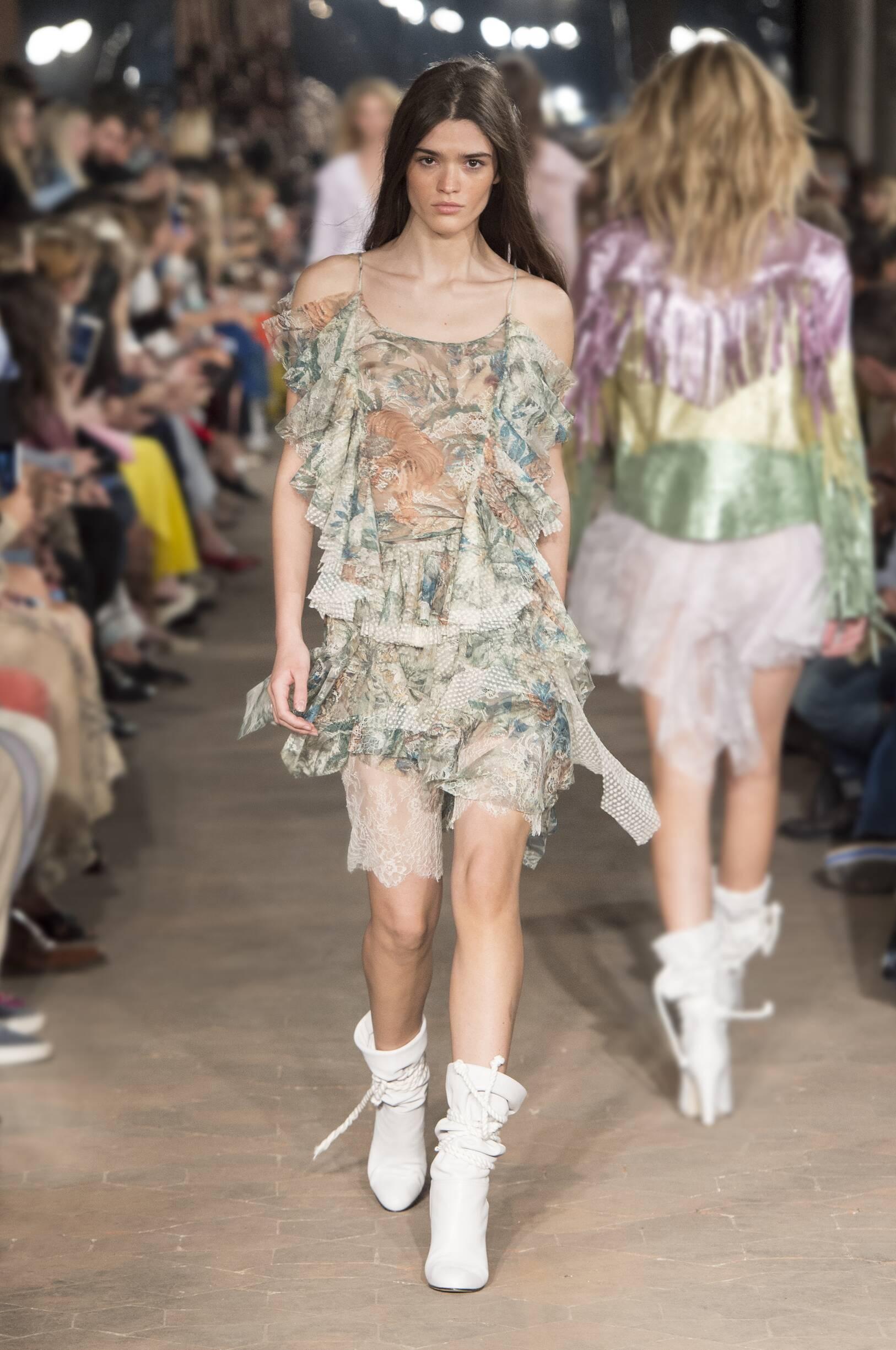 Catwalk Philosophy di Lorenzo Serafini Woman Fashion Show Summer 2017
