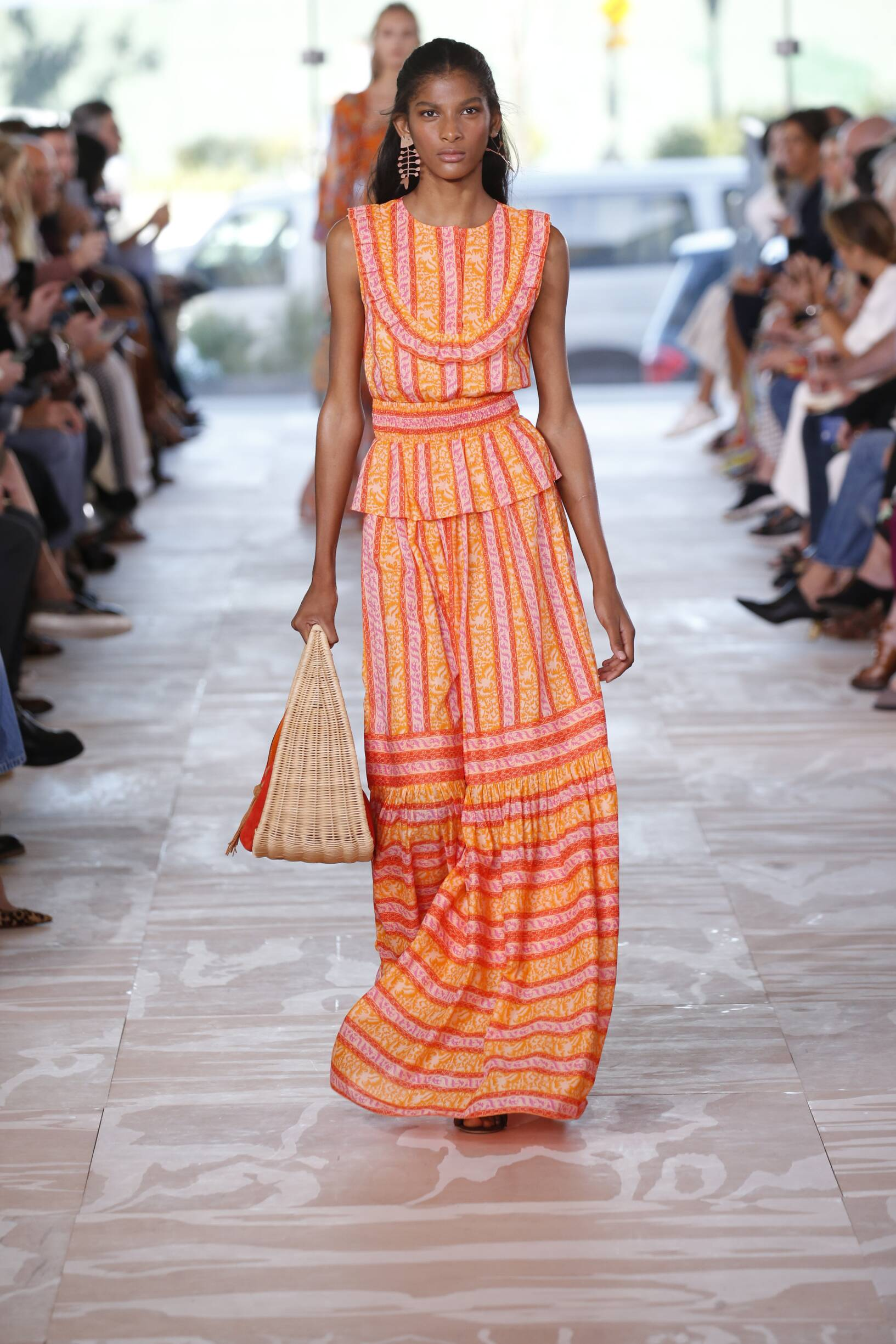 Catwalk Tory Burch Summer 2017