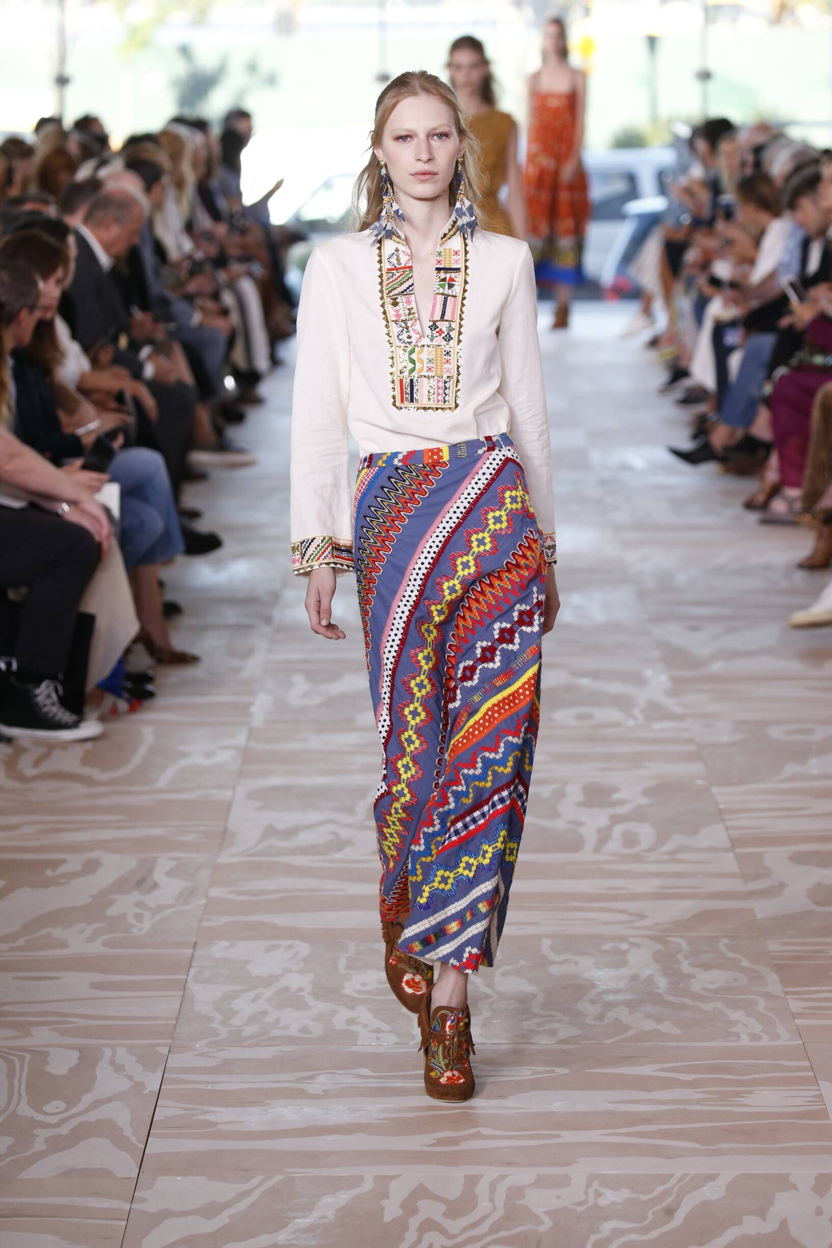 Catwalk Tory Burch