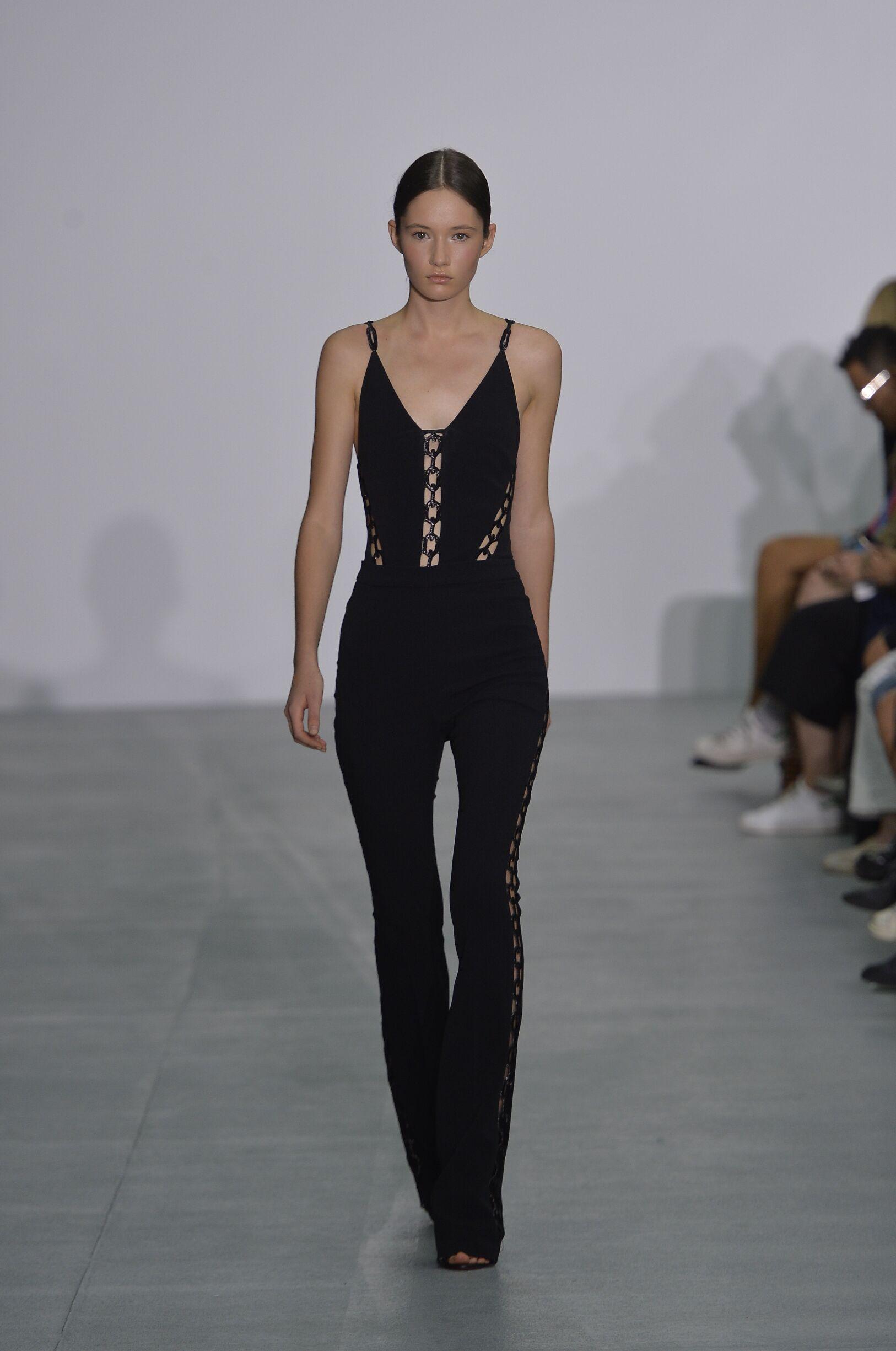 David Koma Fashion Show