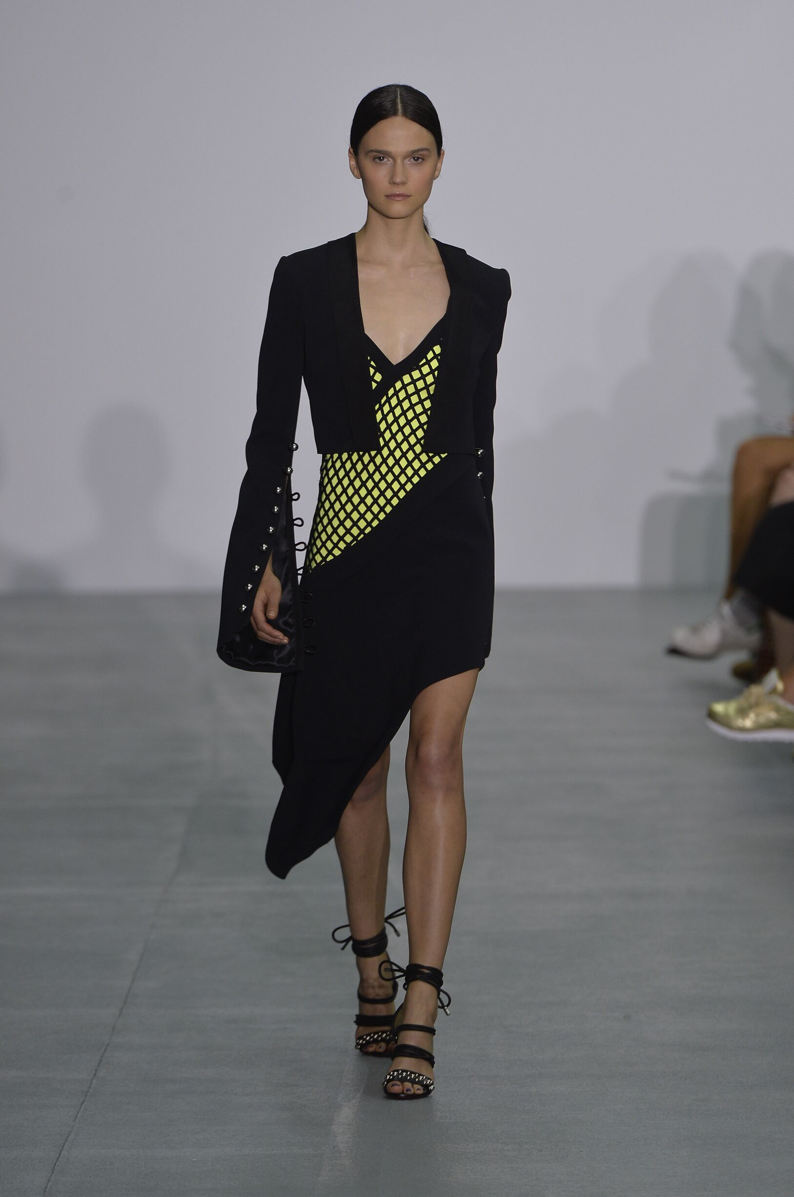 David Koma London Fashion Week