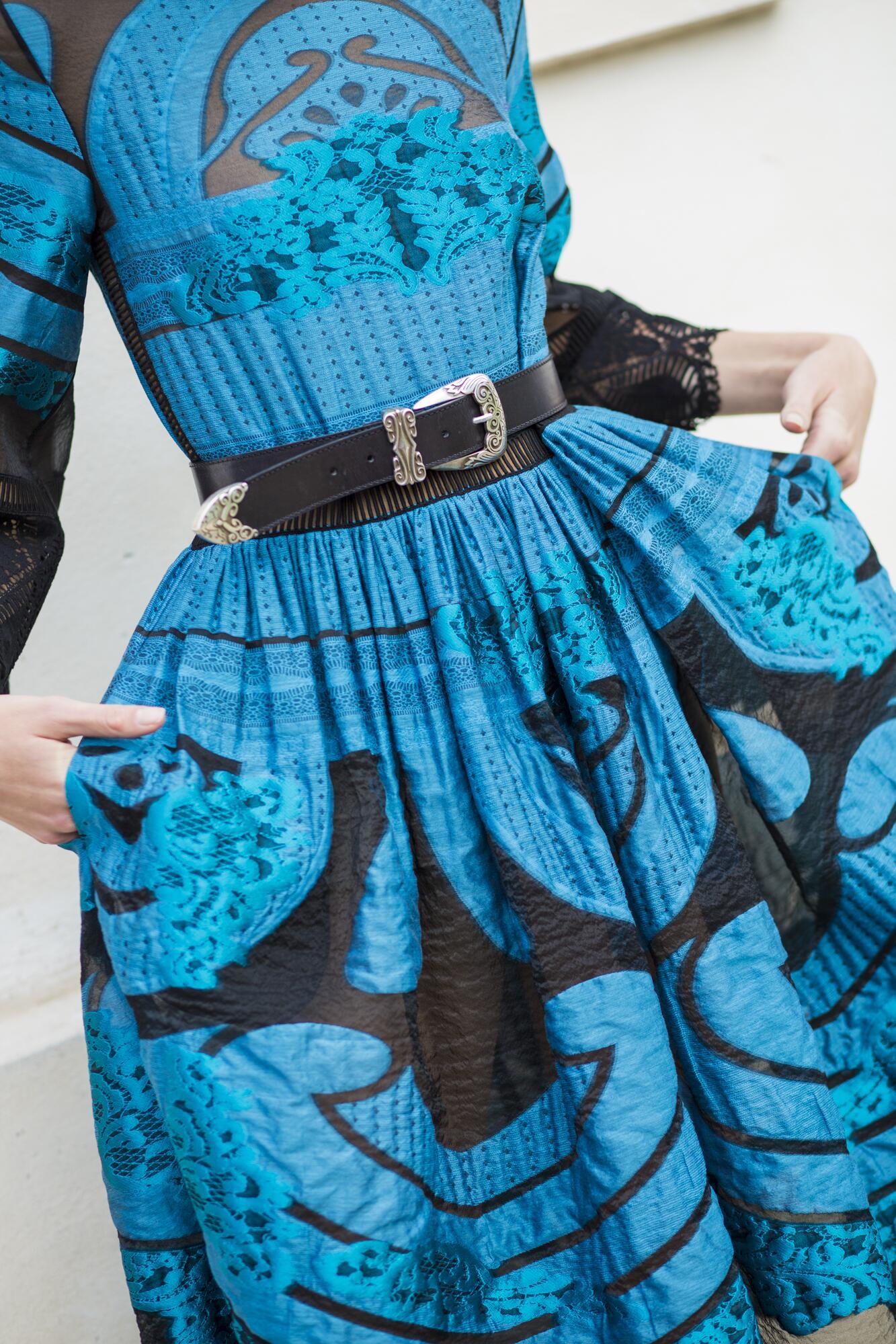Detail Alberta Ferretti Backstage Womenswear