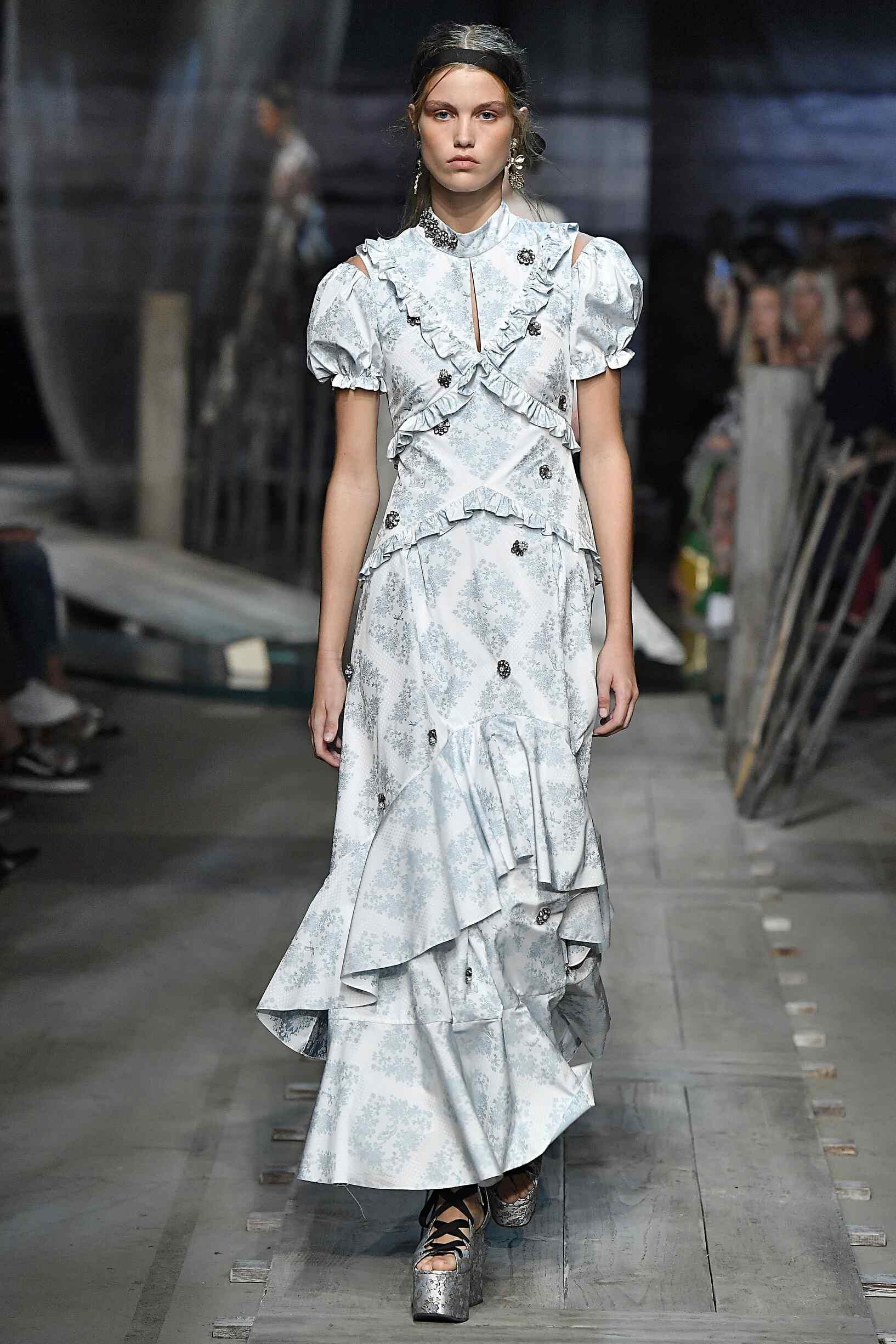Erdem London Fashion Week Womenswear