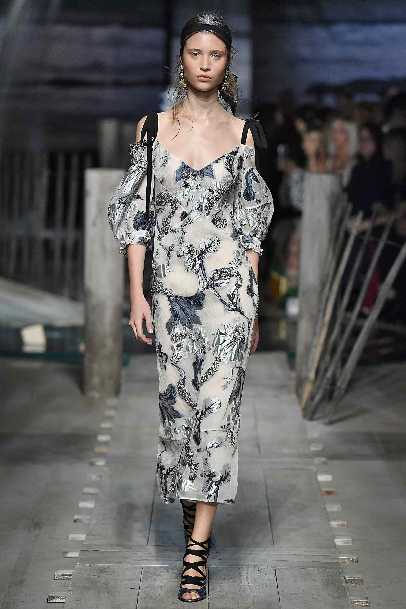 Erdem SS 2017 Womenswear
