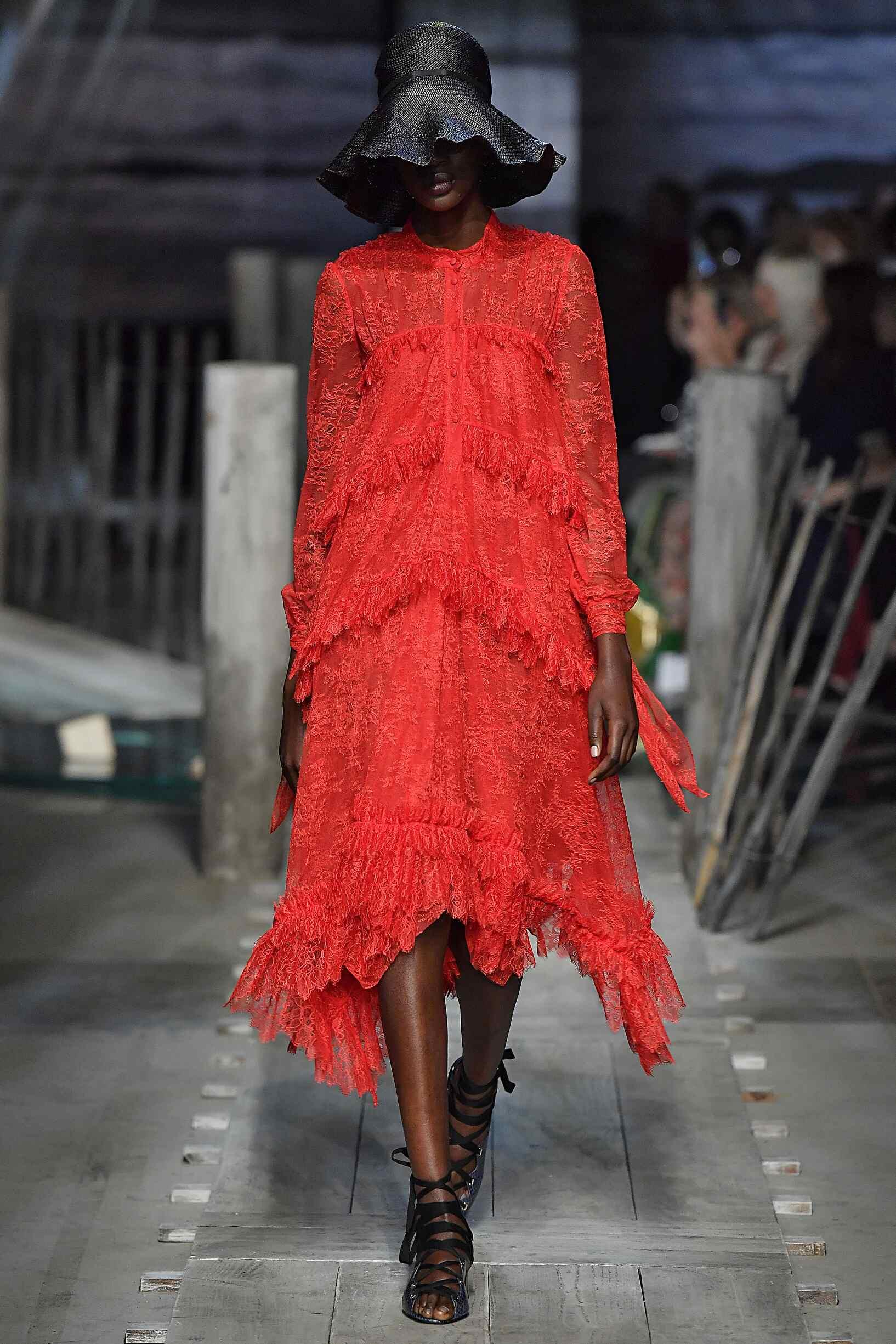 Erdem Spring Summer 2017 Womens Collection London Fashion Week