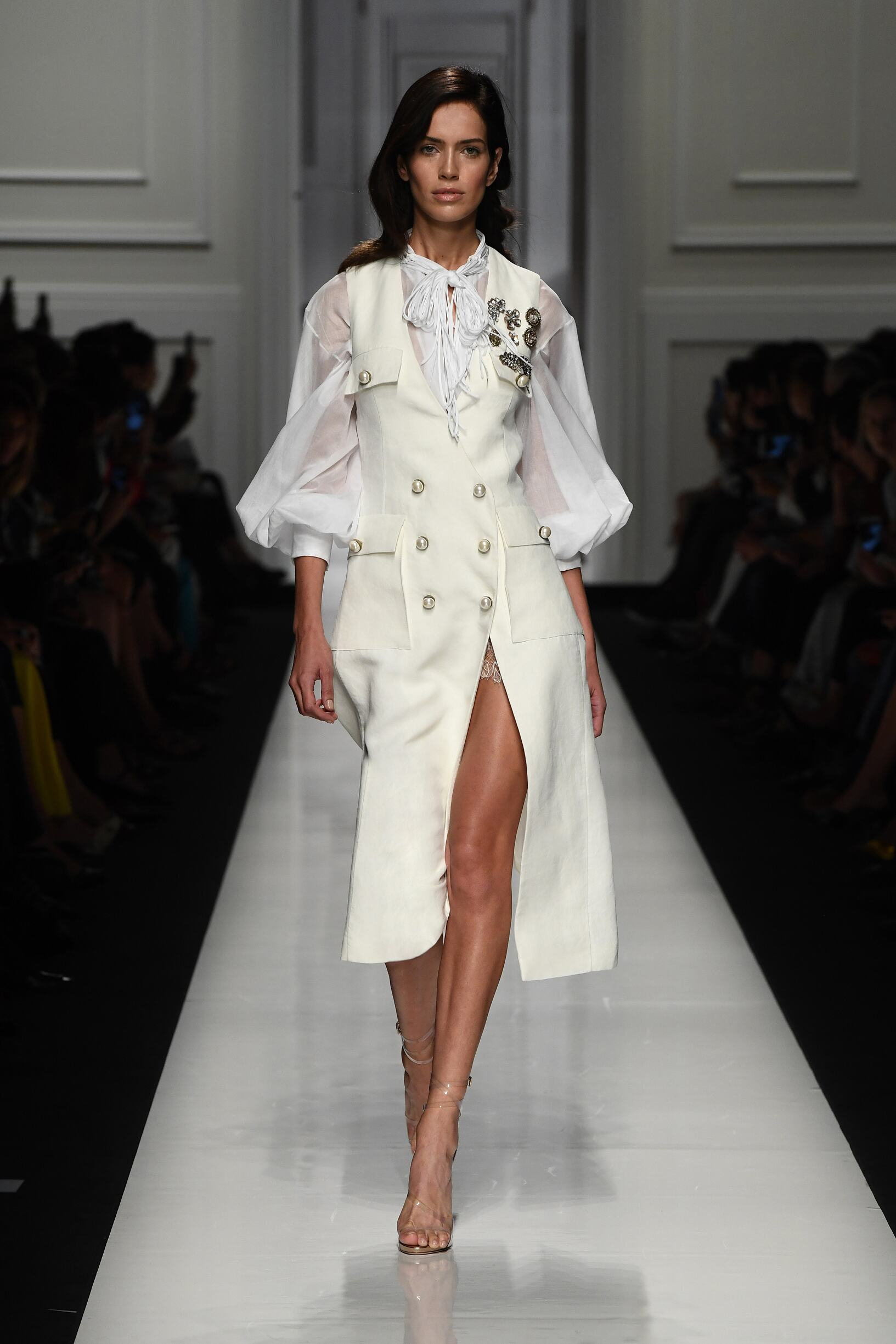 Ermanno Scervino Fashion Show SS 2017