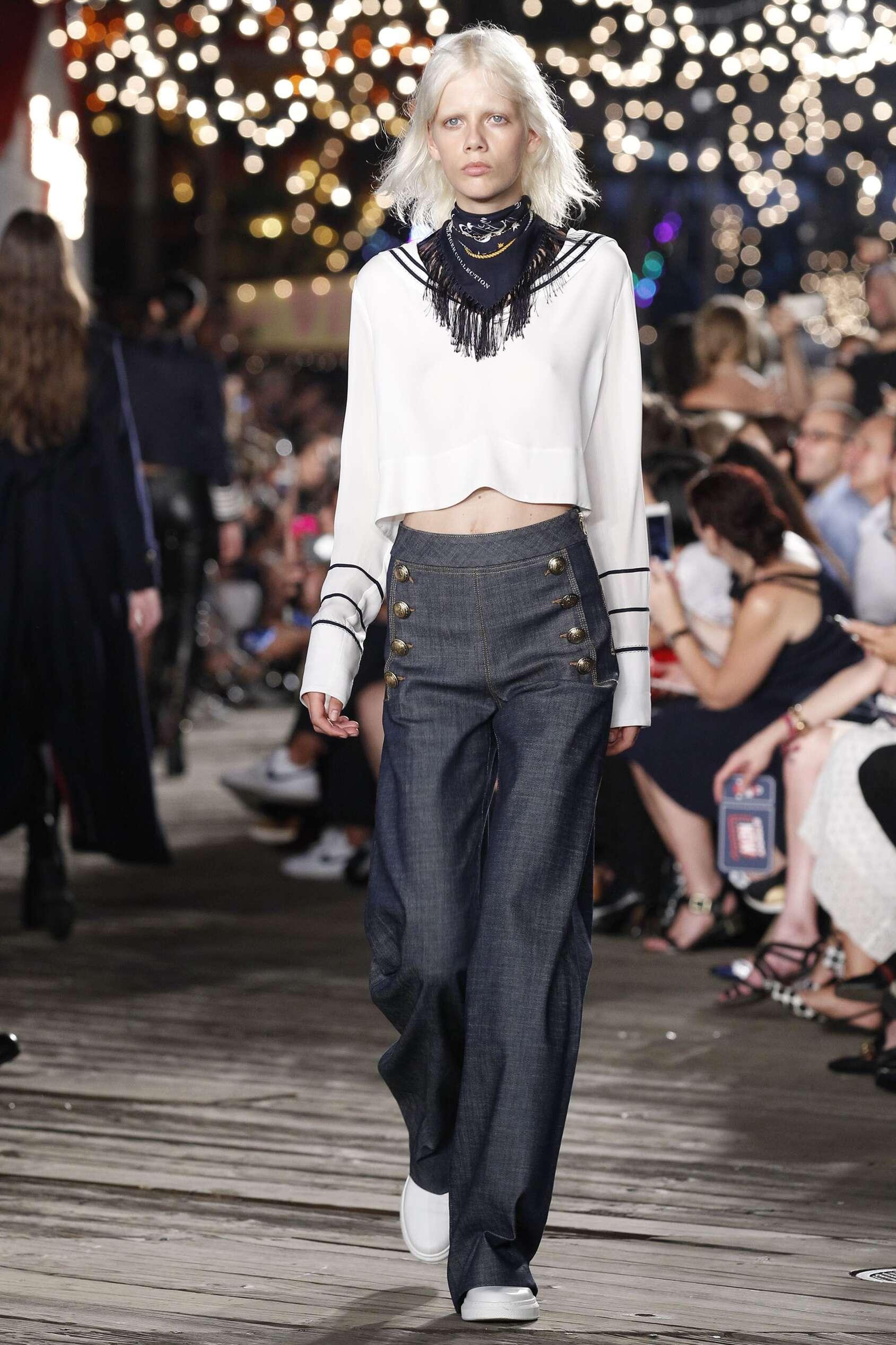 FW 2016 Fashion Show Tommy Hilfiger