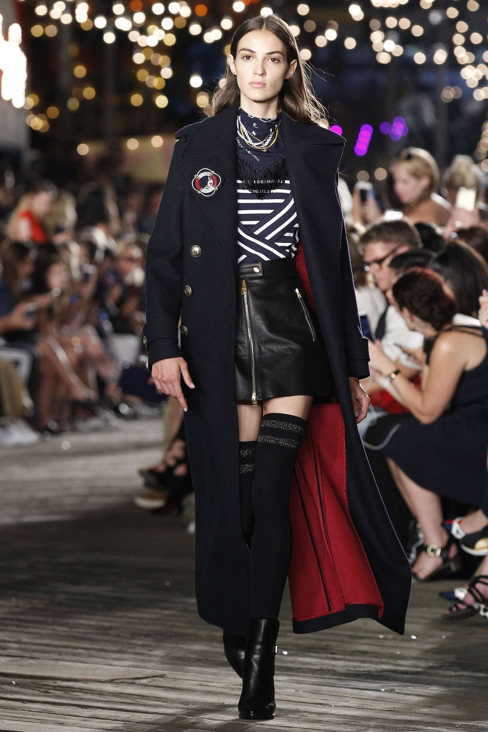 e0b1d3f5 TOMMY HILFIGER FALL WINTER 2016-17 WOMEN'S COLLECTION | The Skinny Beep