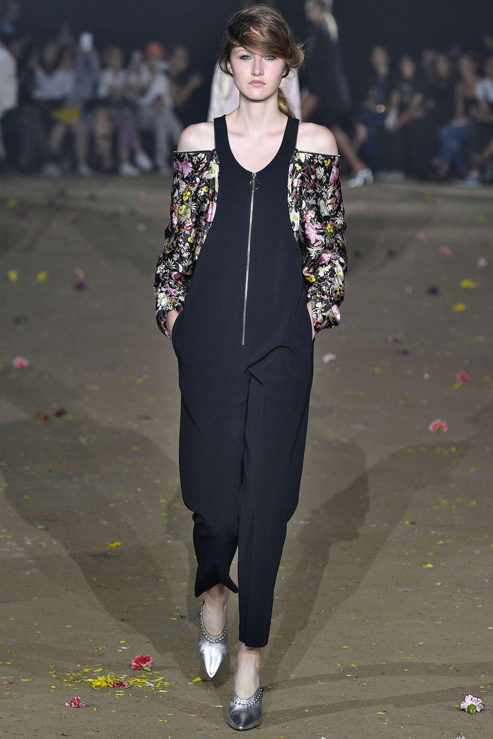 Fashion Model 3.1 Phillip Lim Catwalk