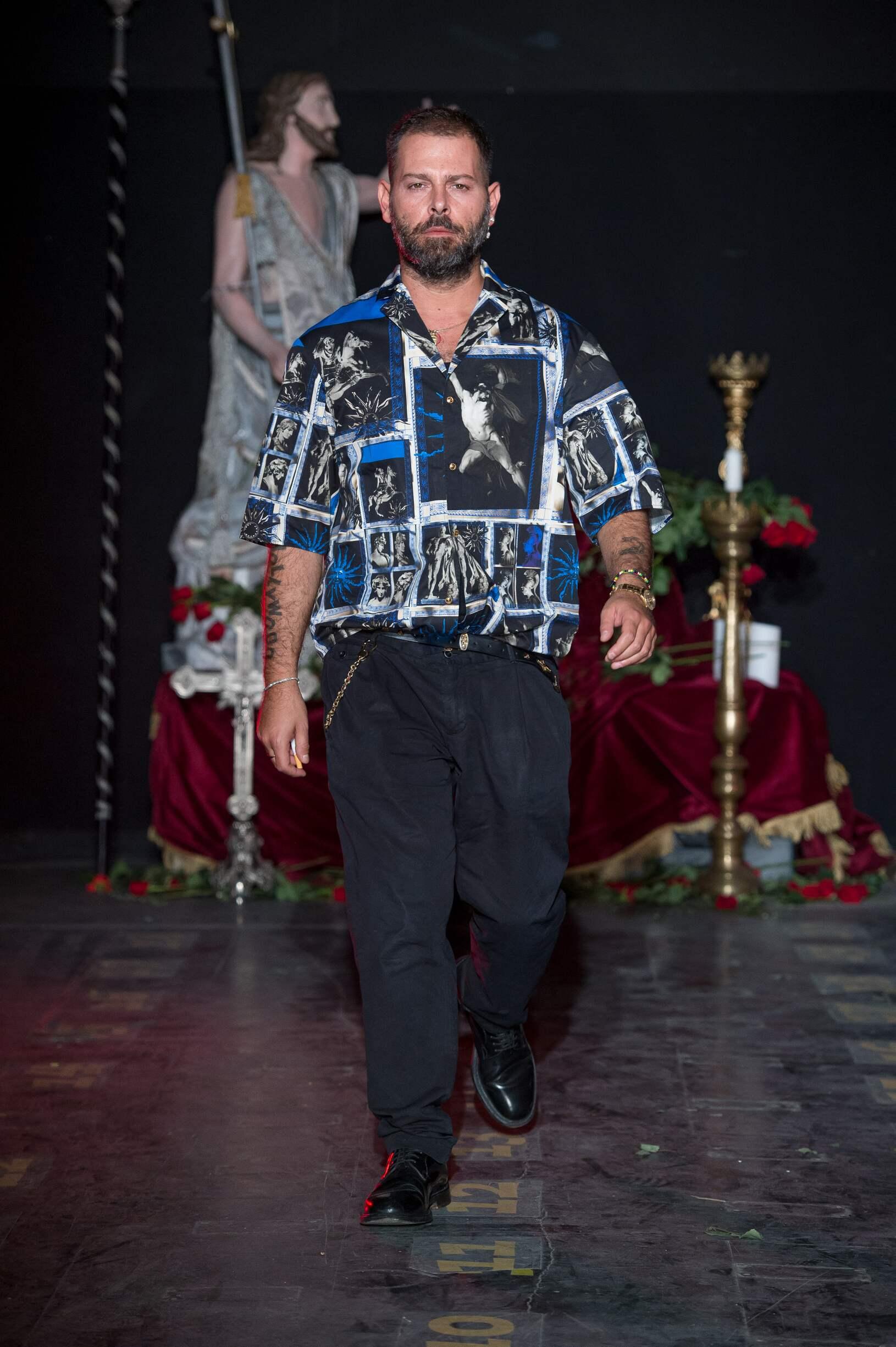 Fausto Puglisi 2017 Milan