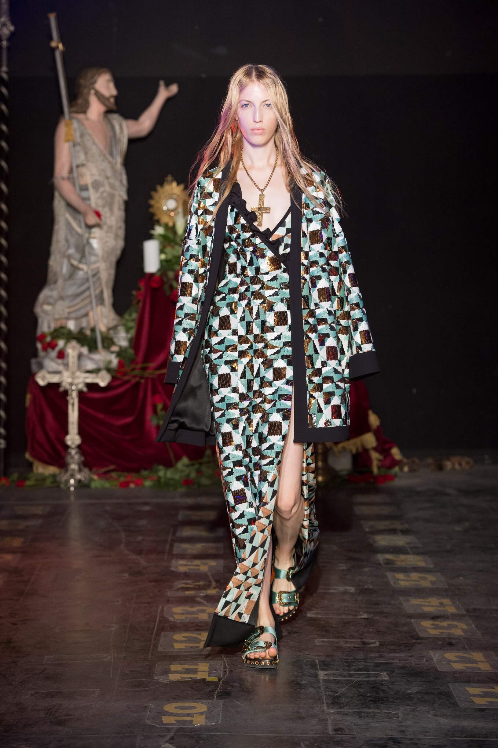 Fausto Puglisi Milan Fashion Week