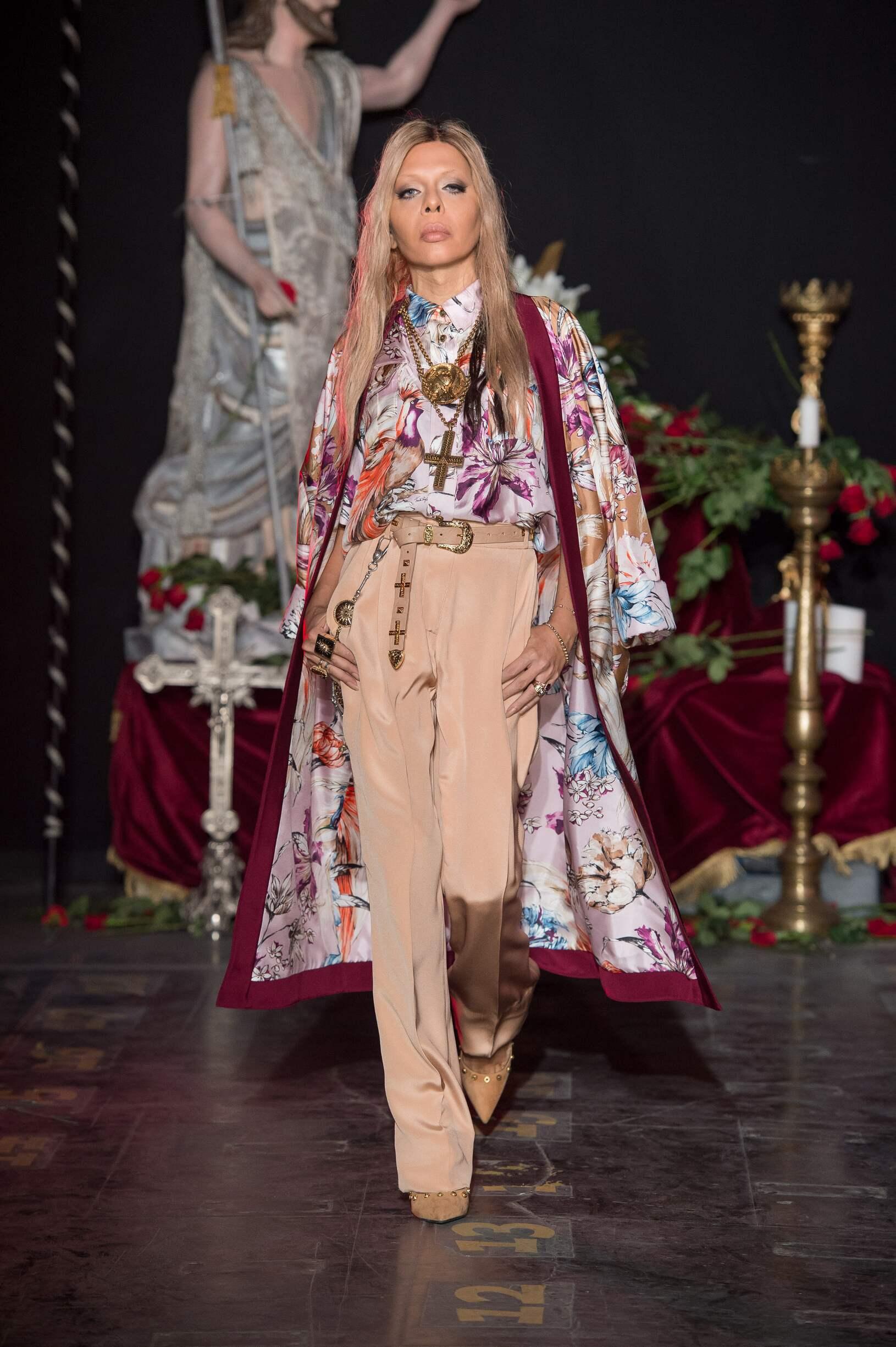 Fausto Puglisi Spring Summer 2017 Womens Collection Milan Fashion Week