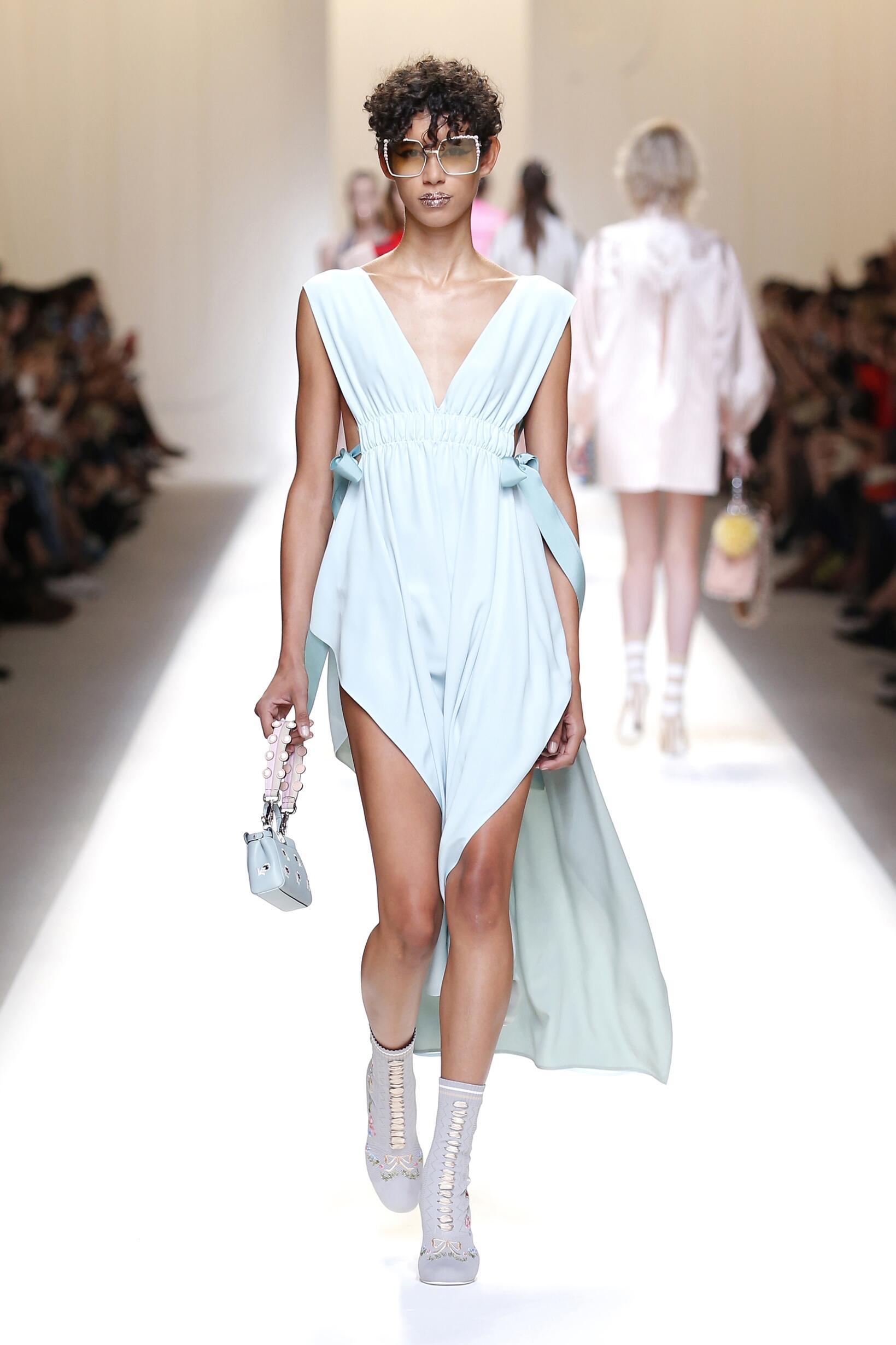 Fendi SS 2017 Womenswear