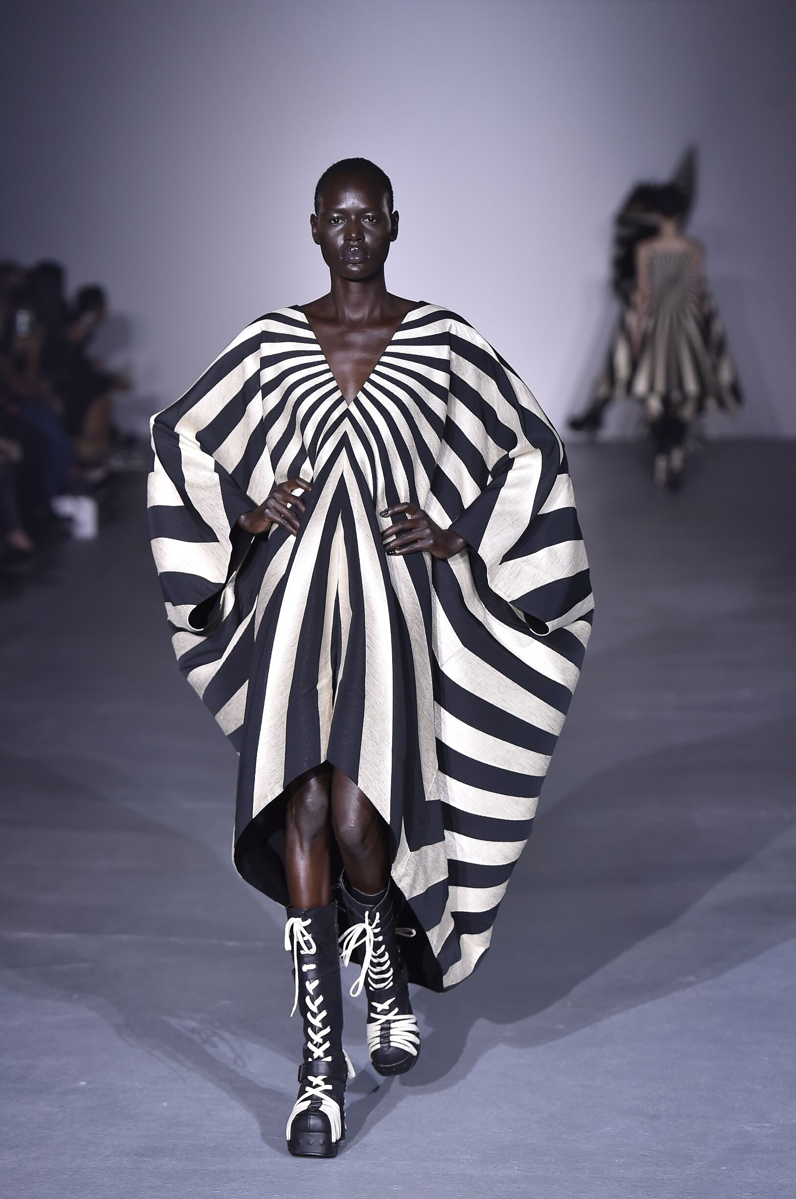Gareth Pugh Fashion Show London