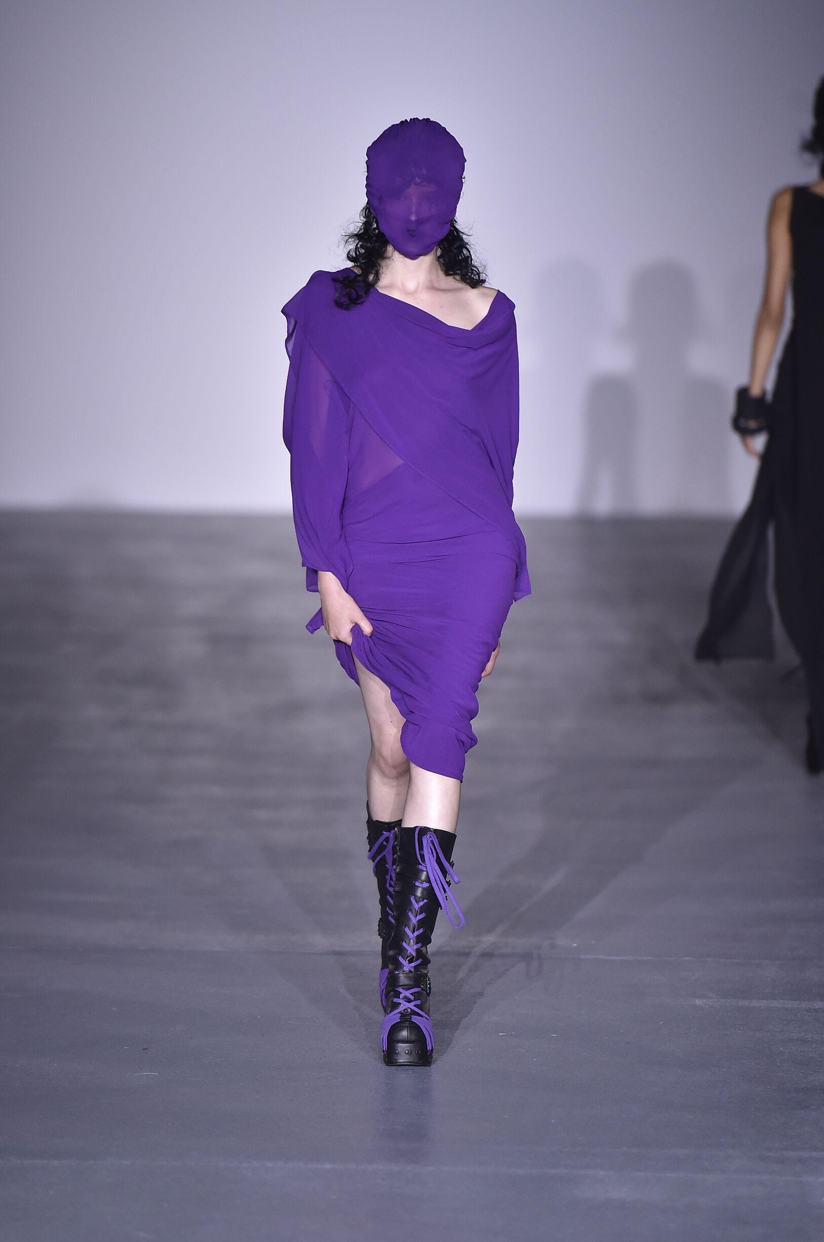 Gareth Pugh Fashion Show