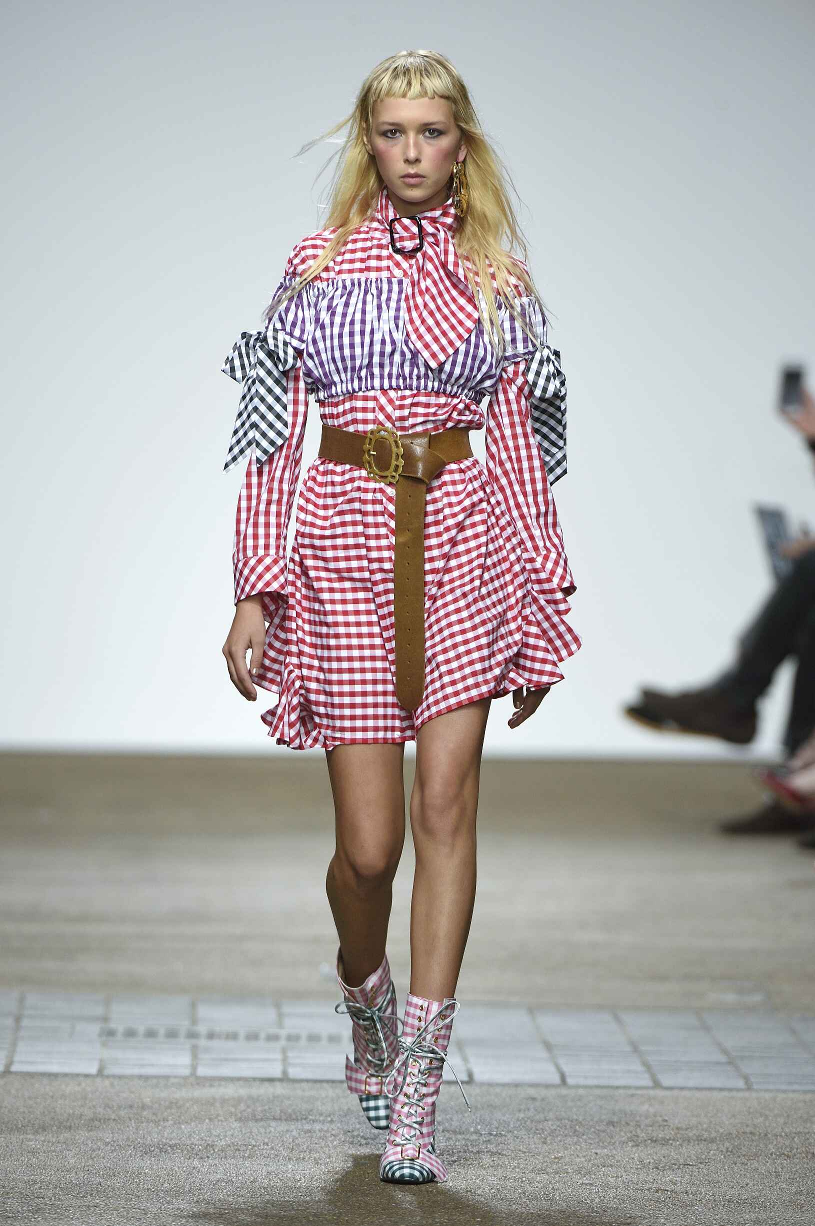 House Of Holland Fashion Show SS 2017