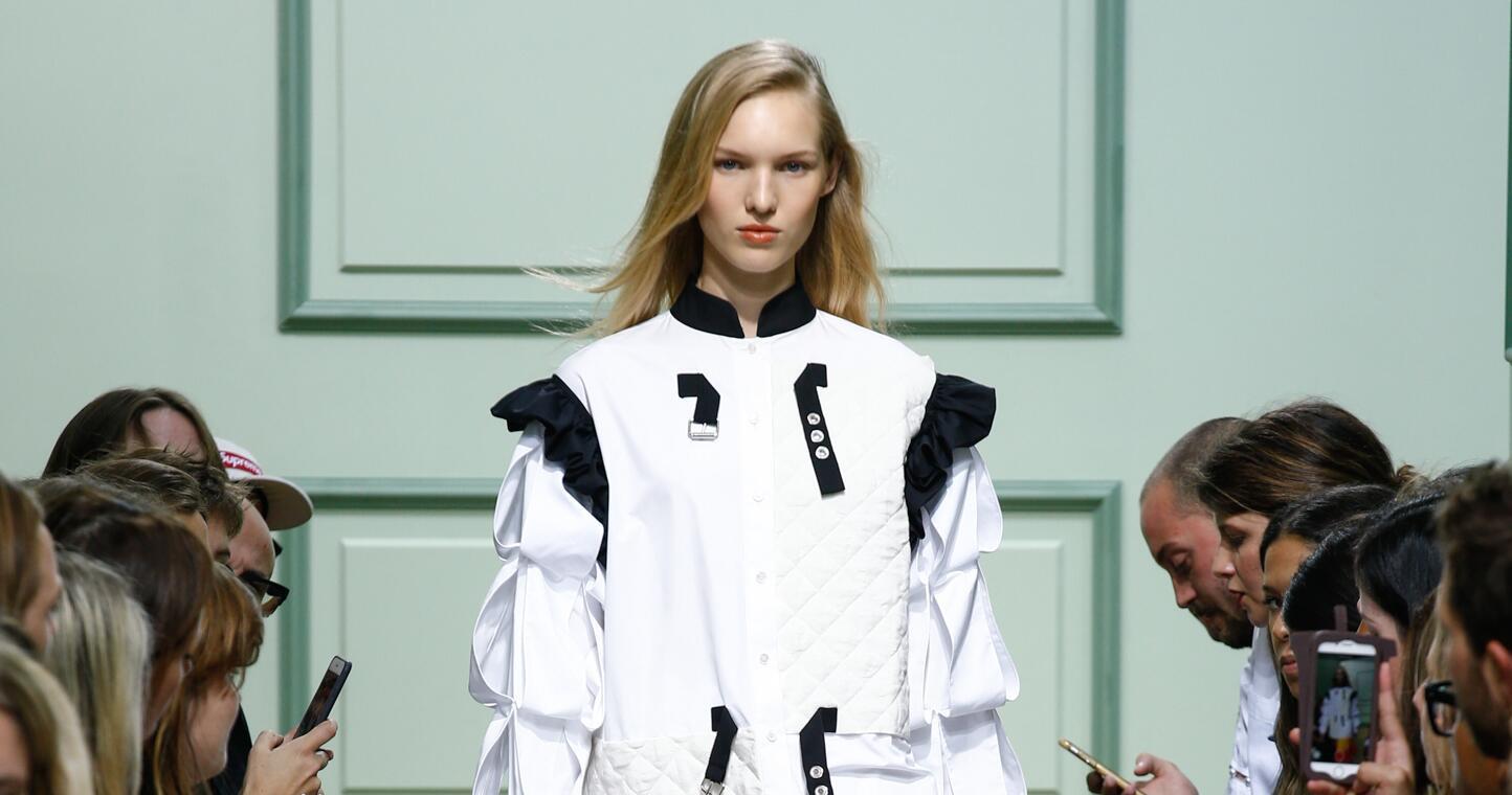 J.W. Anderson Fashion Show SS 2017 London