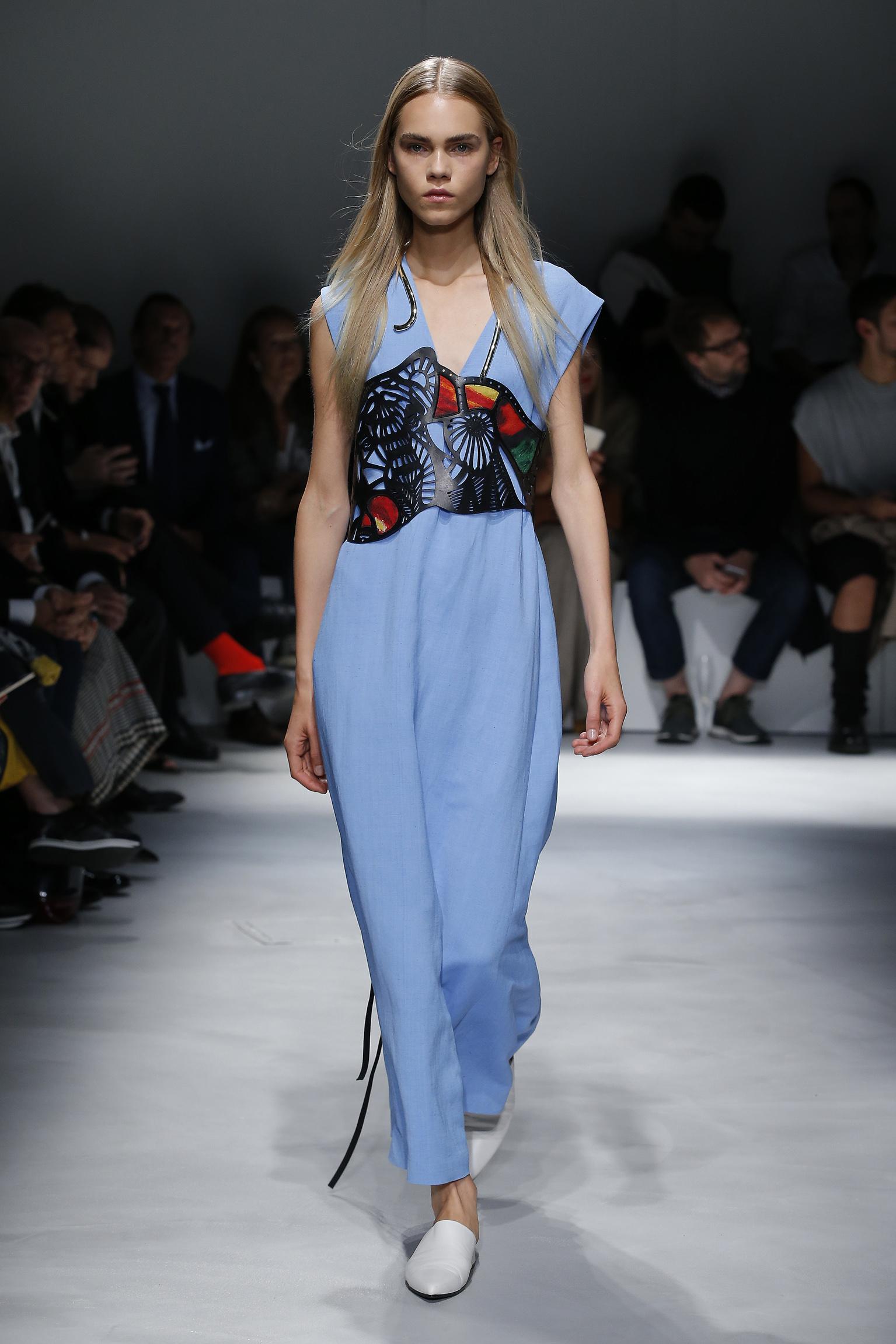 Krizia Fashion Show
