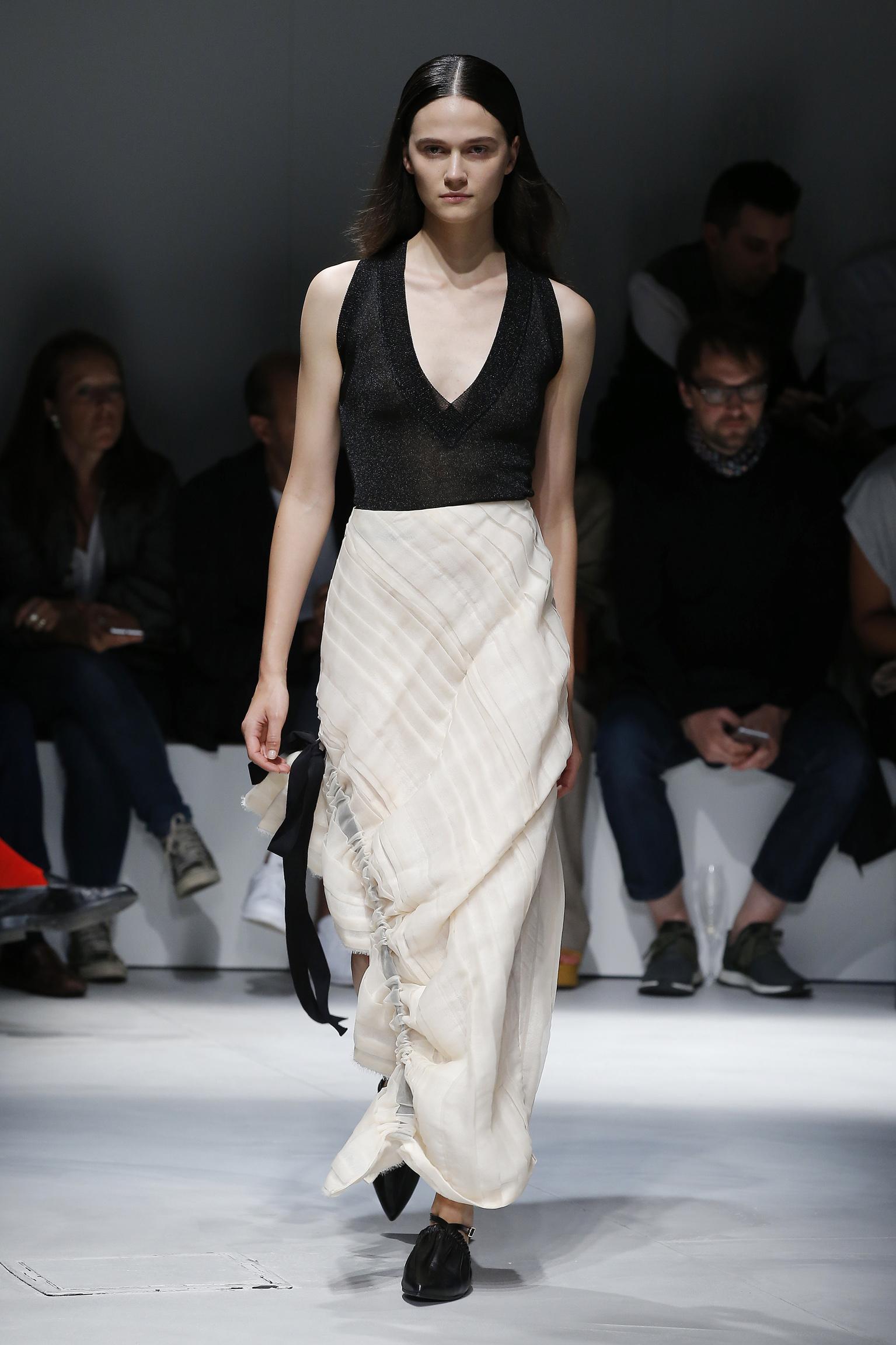Krizia SS 2017 Womenswear