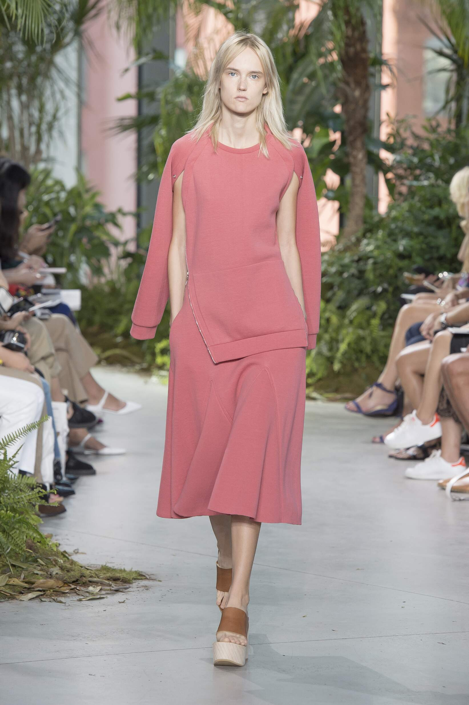 Lacoste Spring 2017 Catwalk