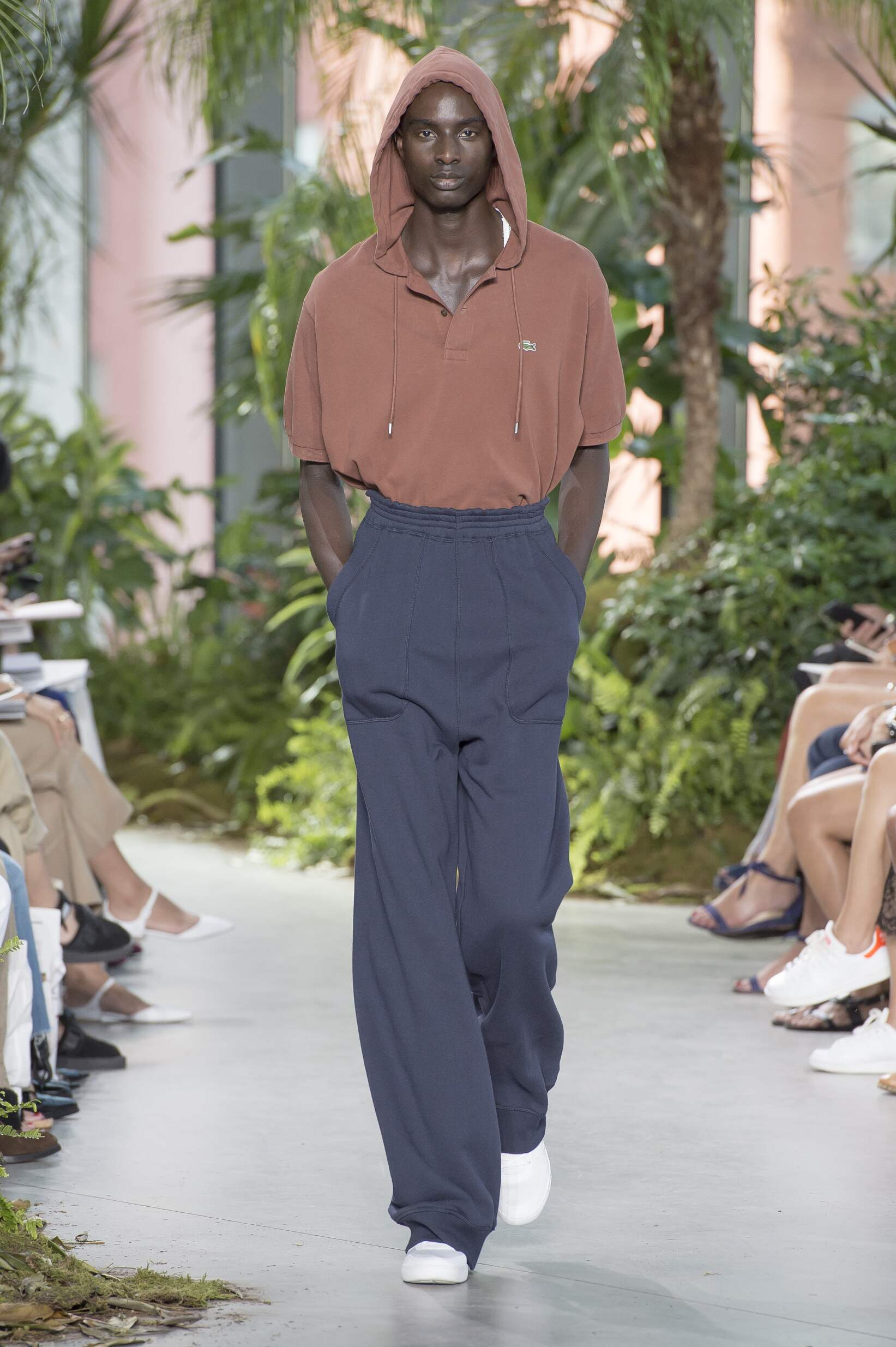 Lacoste Summer 2017 Catwalk