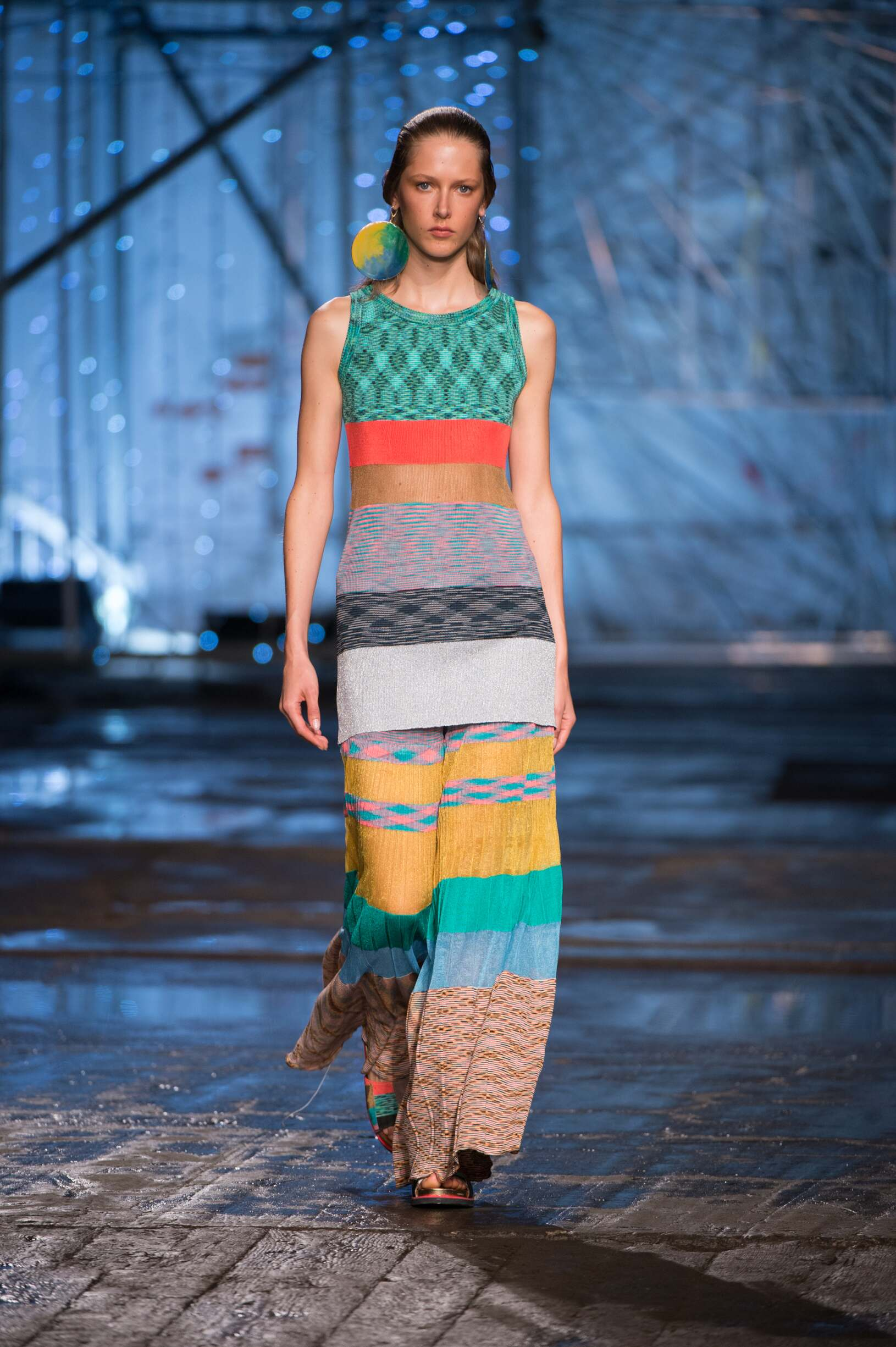 Missoni Fashion Show
