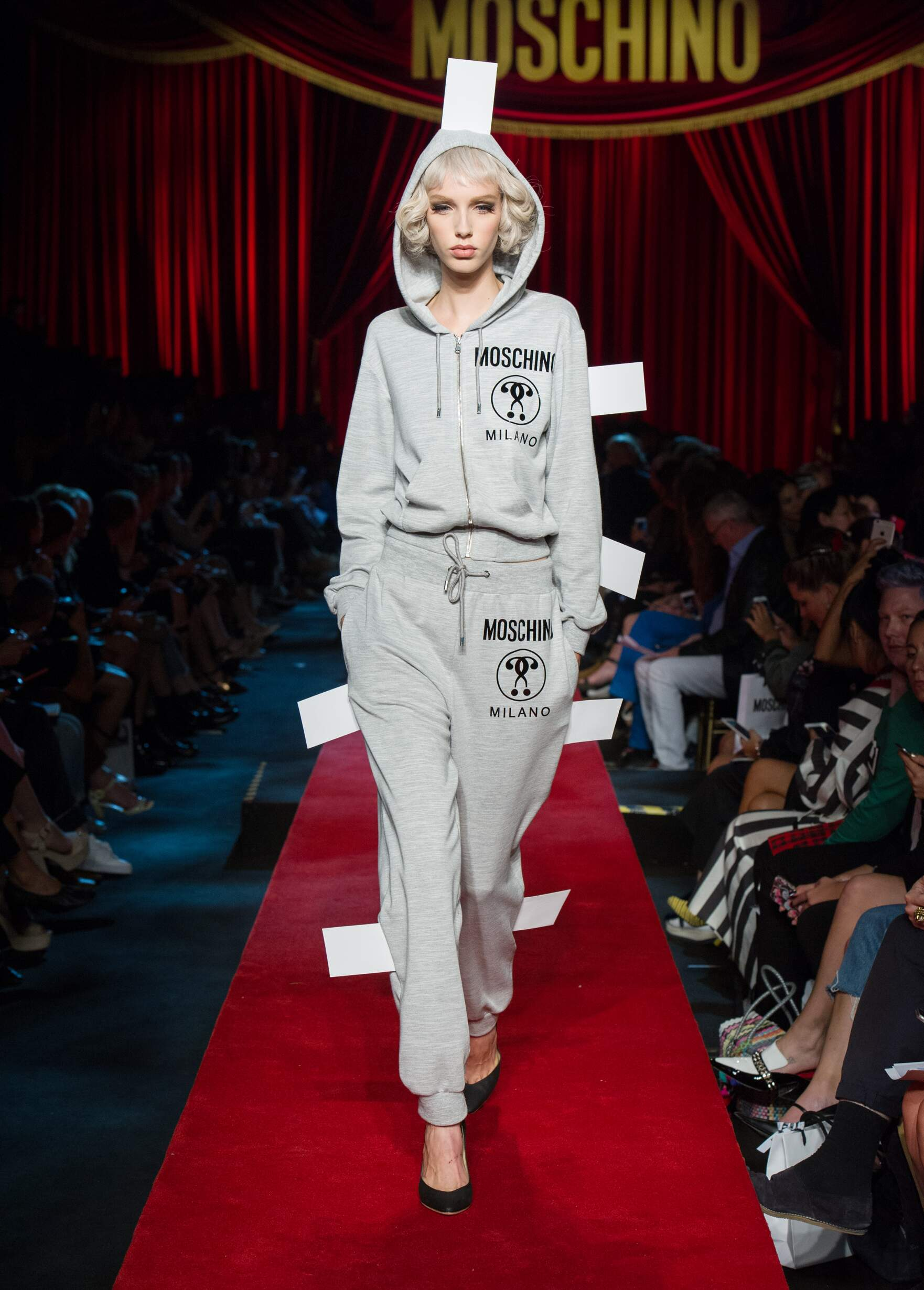 Moschino Fashion Show