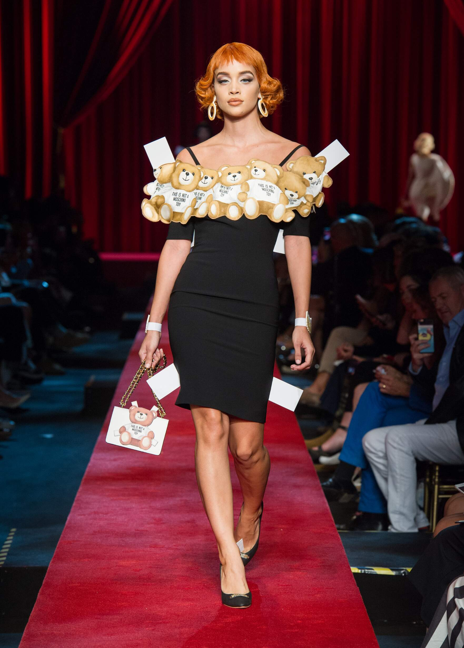 Moschino Milan Fashion Week Womenswear