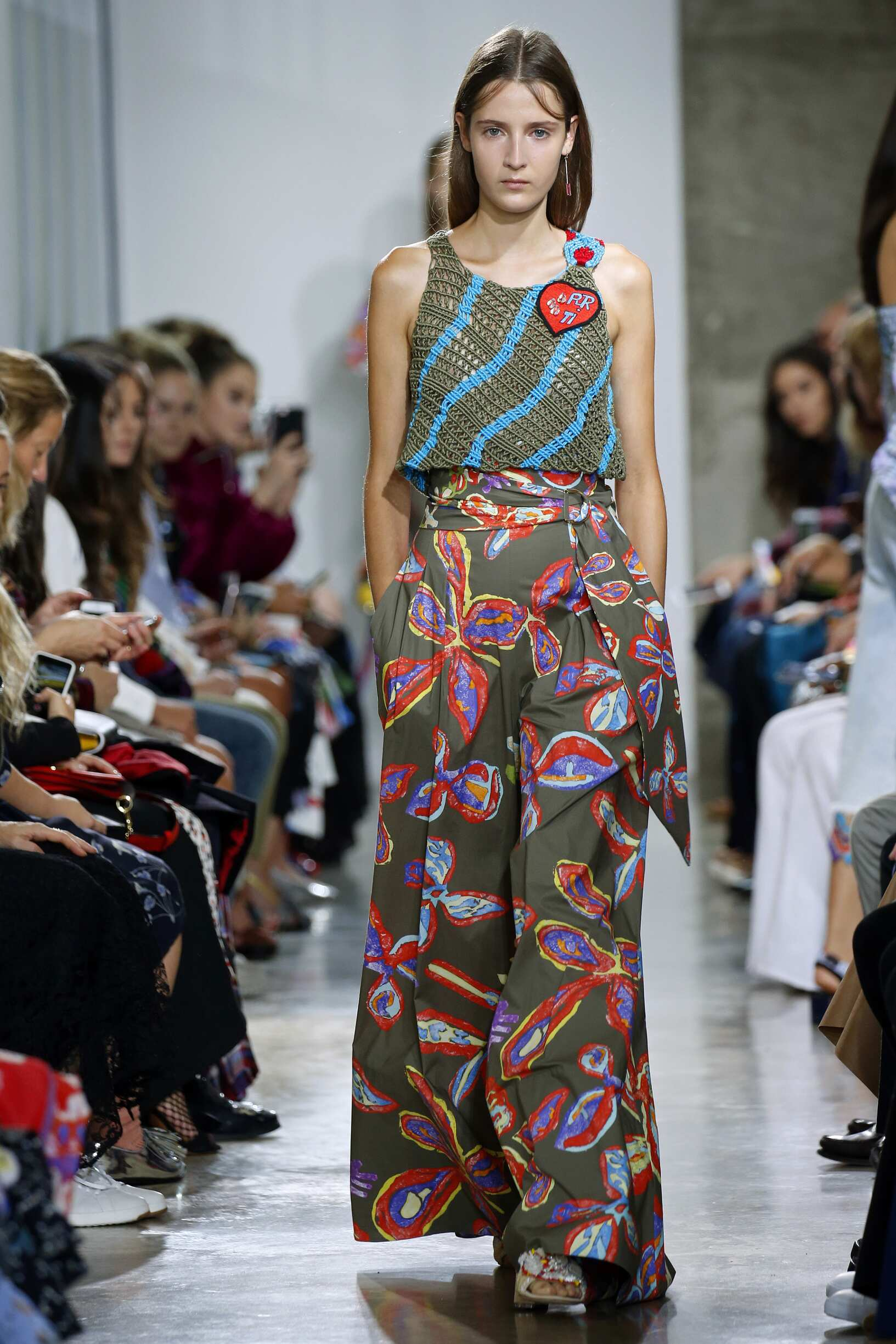 Peter Pilotto Fashion Show