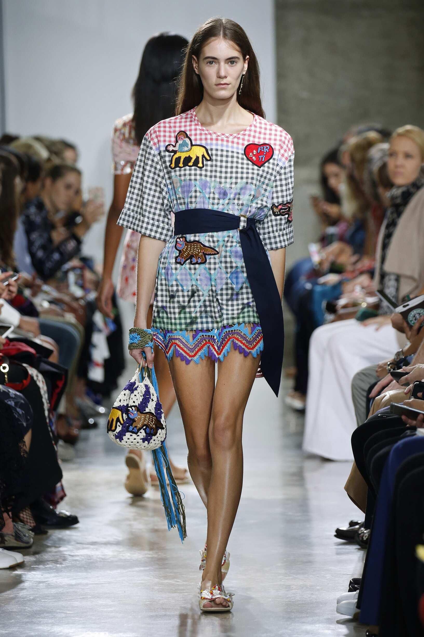 Peter Pilotto SS 2017 Womenswear