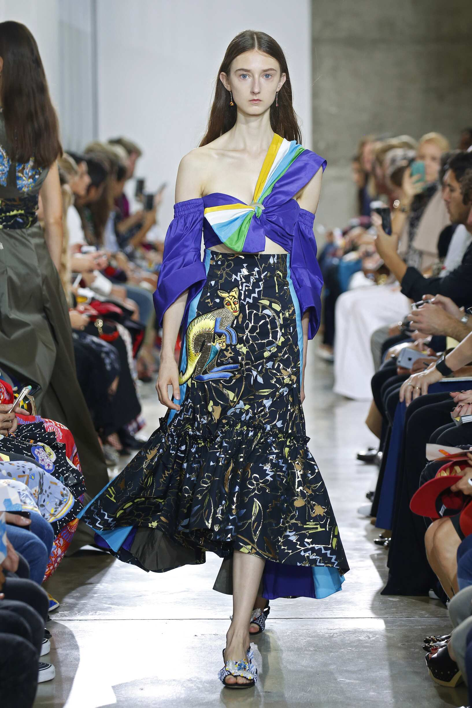 Peter Pilotto Summer 2017 Catwalk