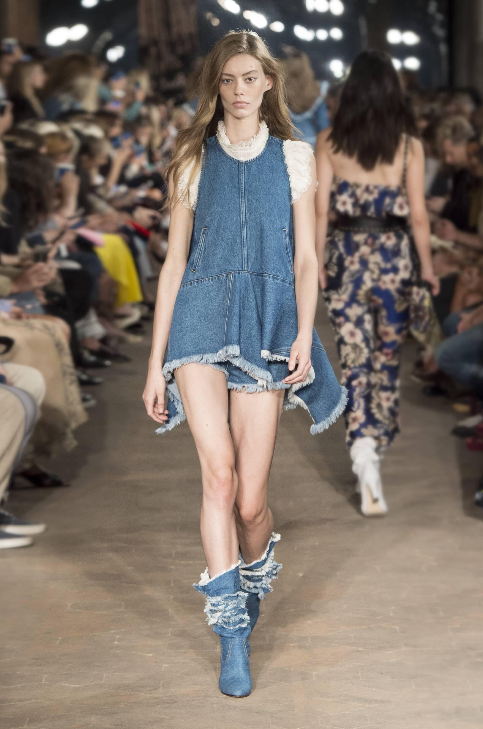 Philosophy di Lorenzo Serafini Milan Fashion Week Womenswear