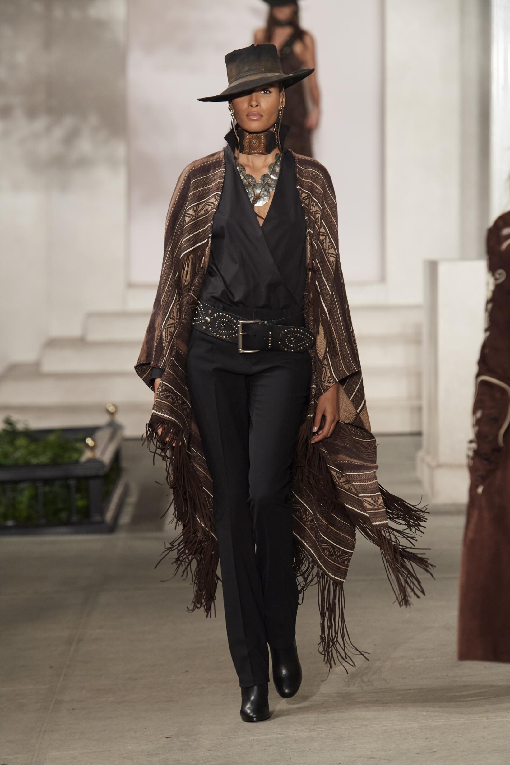 Ralph Lauren Spring Summer 2017 Womens Collection New York Fashion Week