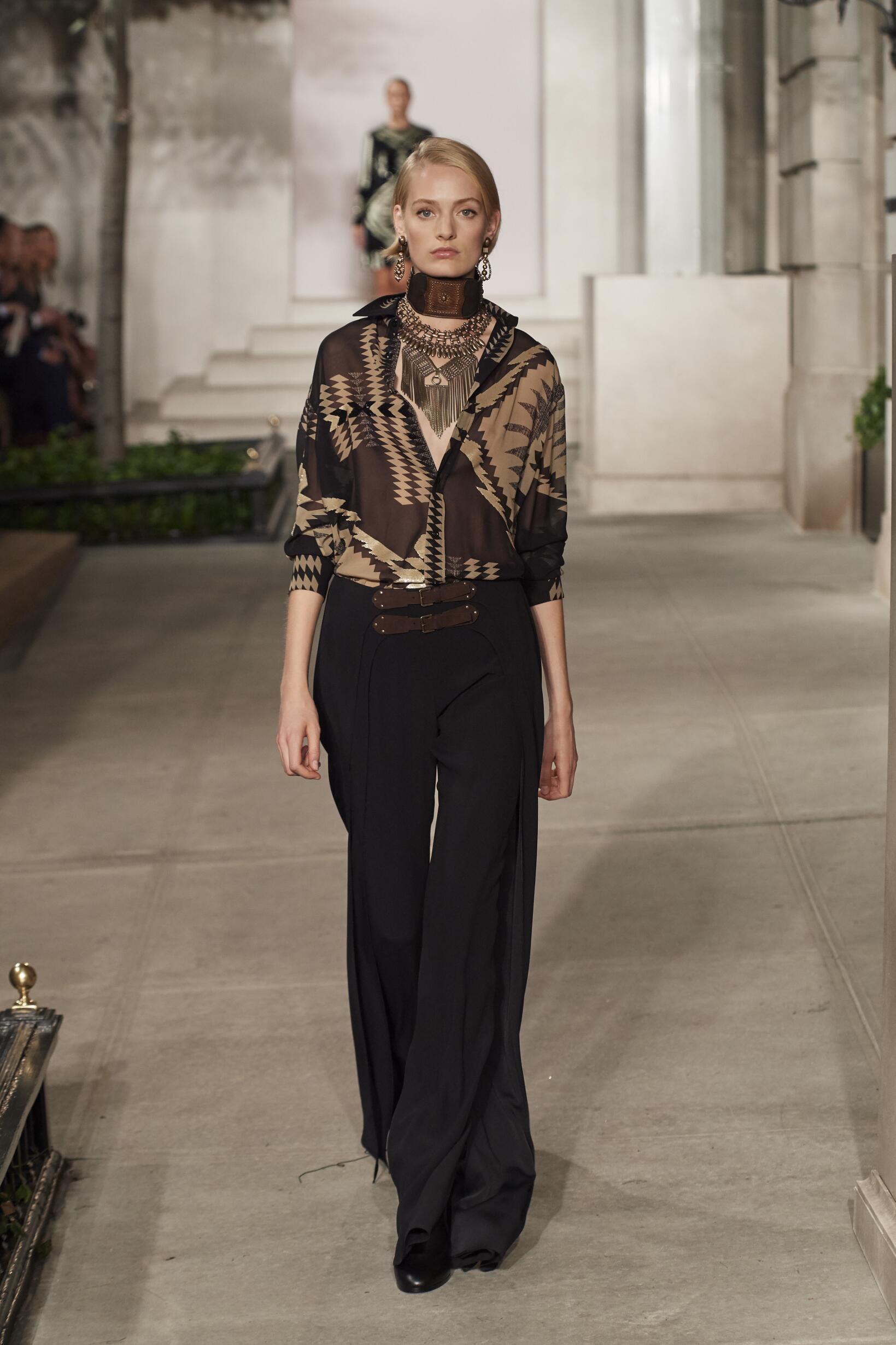 Ralph Lauren Woman Style