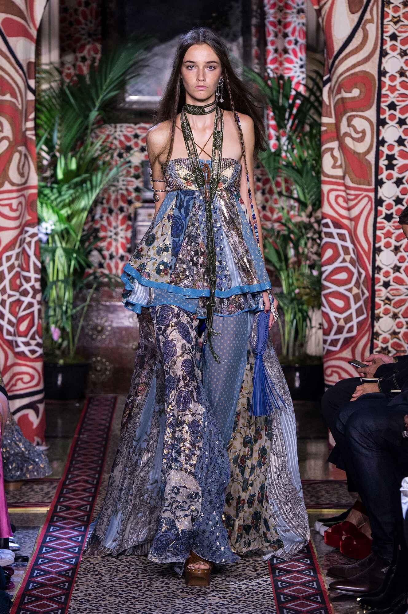 Roberto Cavalli Spring Summer 2017 Women S Collection