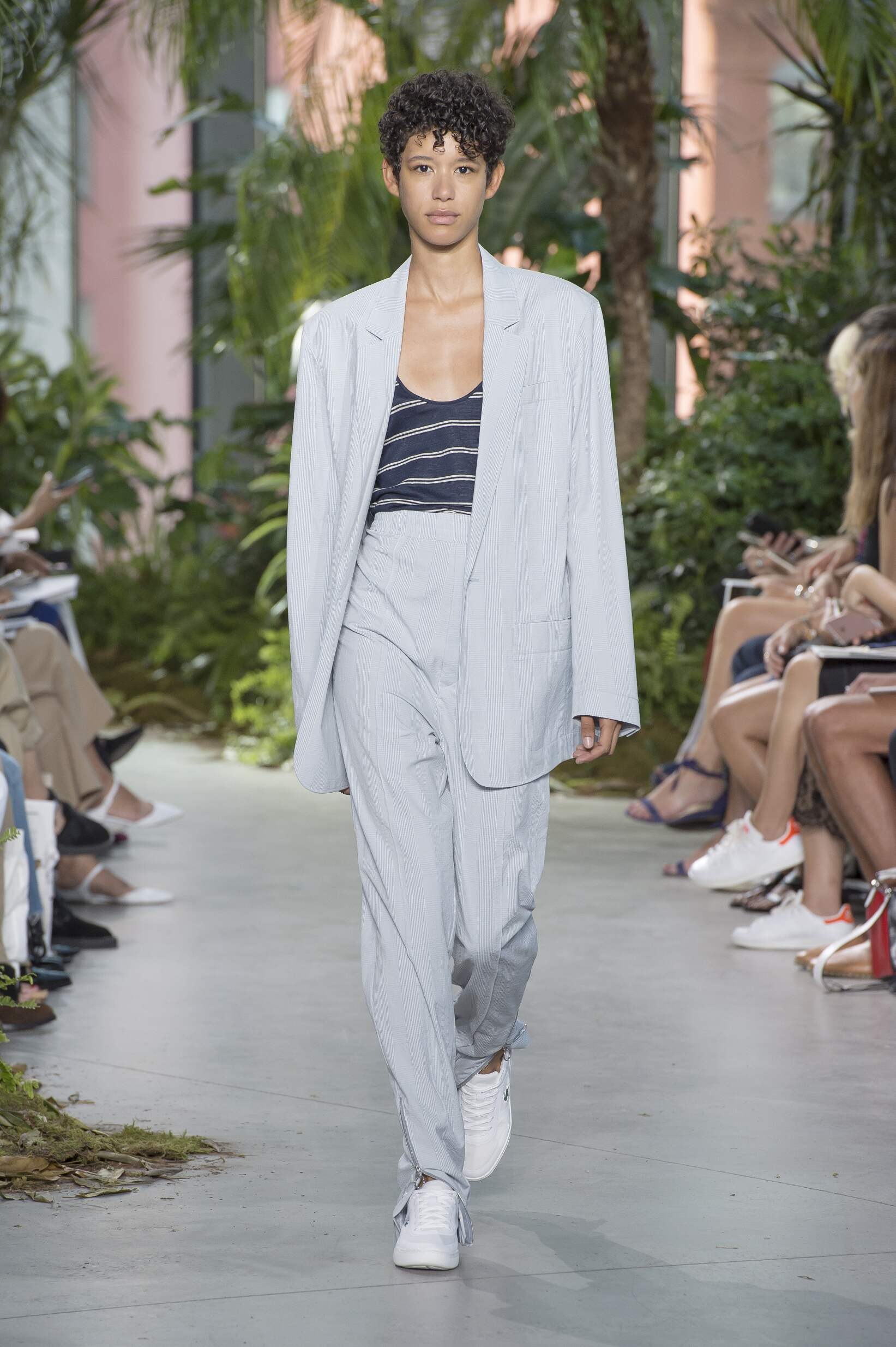 Runway Lacoste Spring Summer 2017 Women's Collection New York Fashion Week